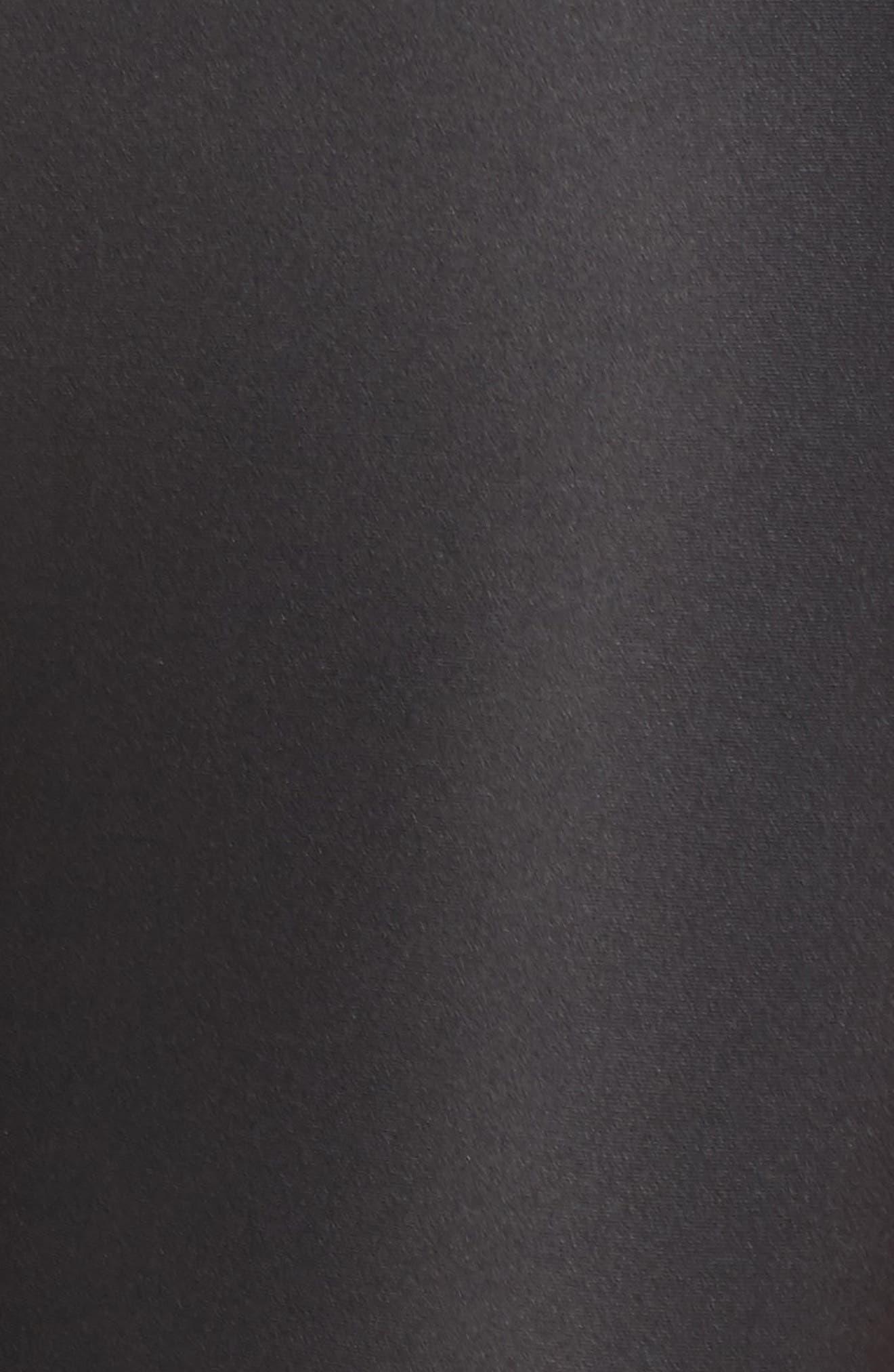 Fade to Black High Waist Leggings,                             Alternate thumbnail 6, color,                             001