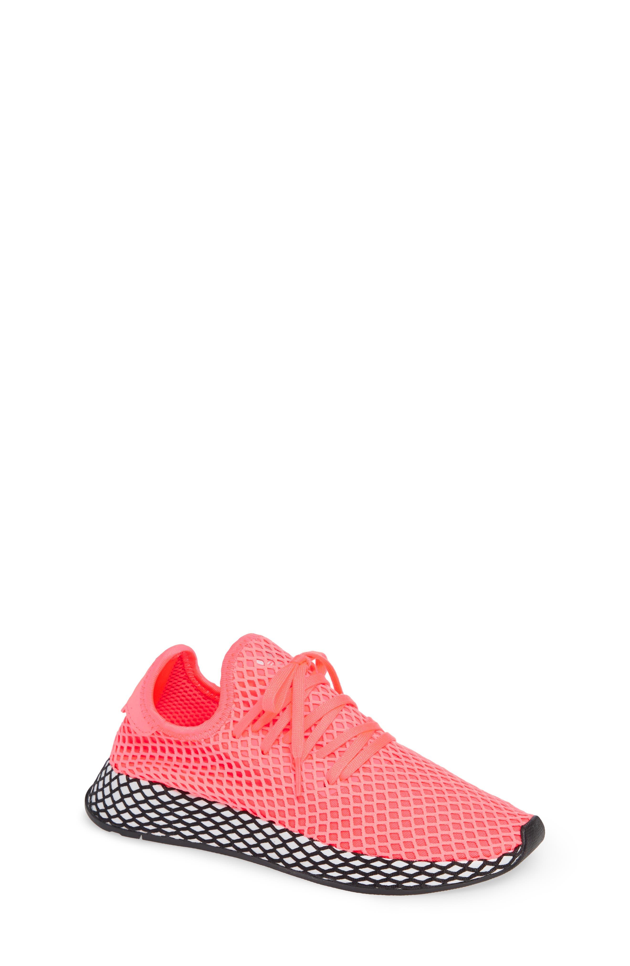 Deerupt Runner Sneaker,                             Main thumbnail 1, color,                             TURBO/ TURBO/ BLACK