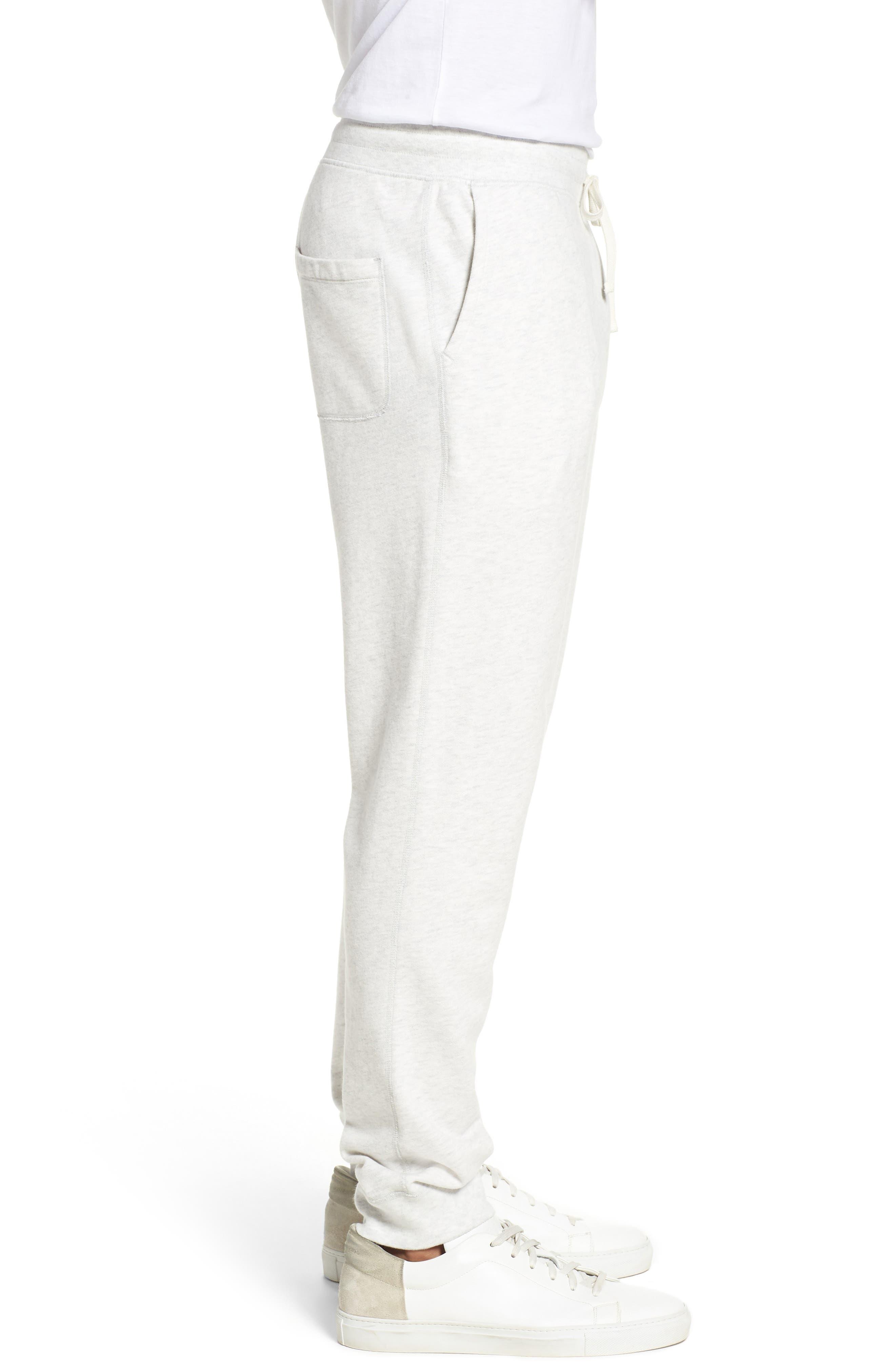 Slim Fit Sweatpants,                             Alternate thumbnail 3, color,                             072