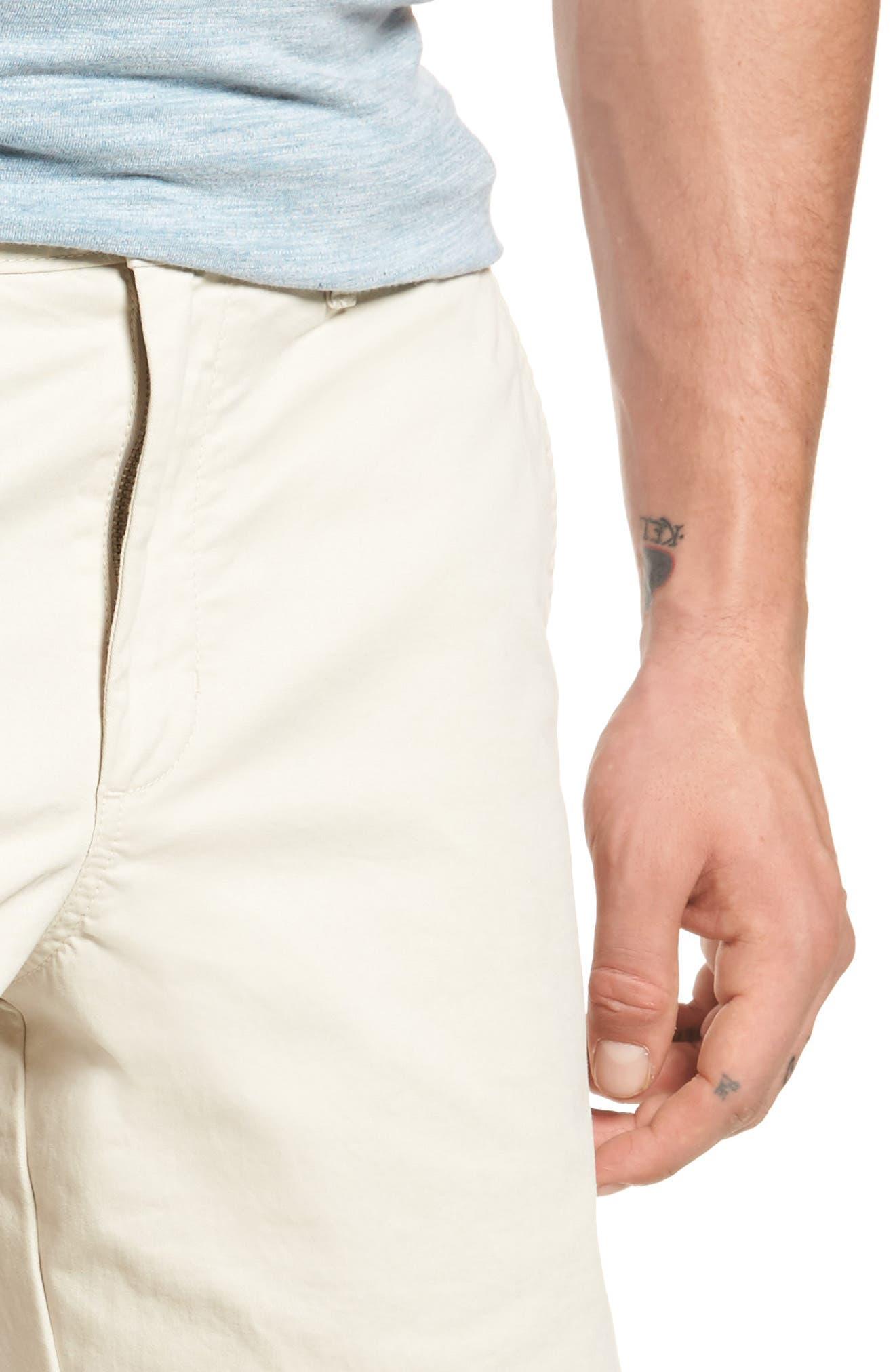Ballard Slim Fit Stretch Chino 9-Inch Shorts,                             Alternate thumbnail 40, color,