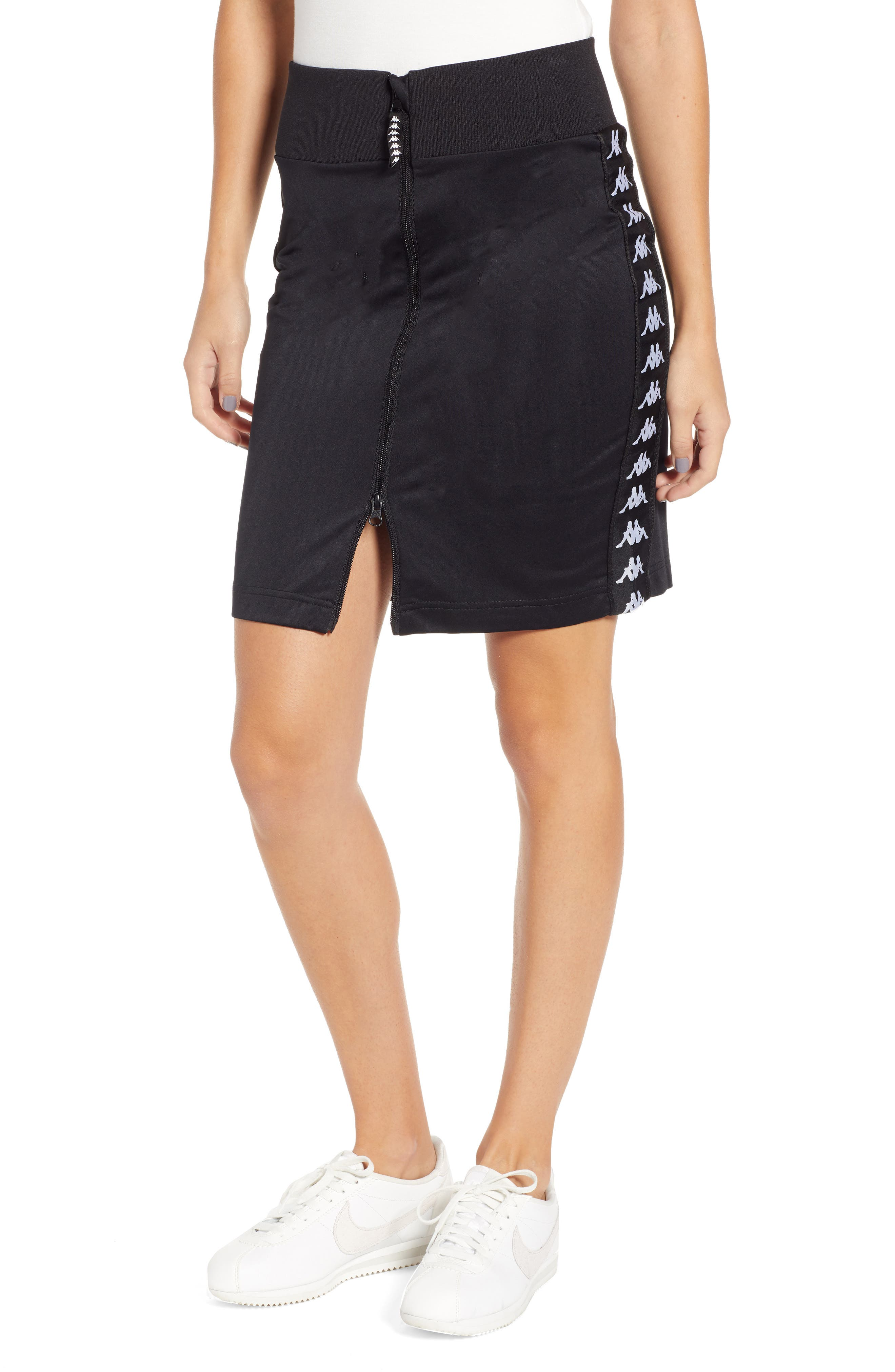 Slim Classic Skirt,                         Main,                         color, 001