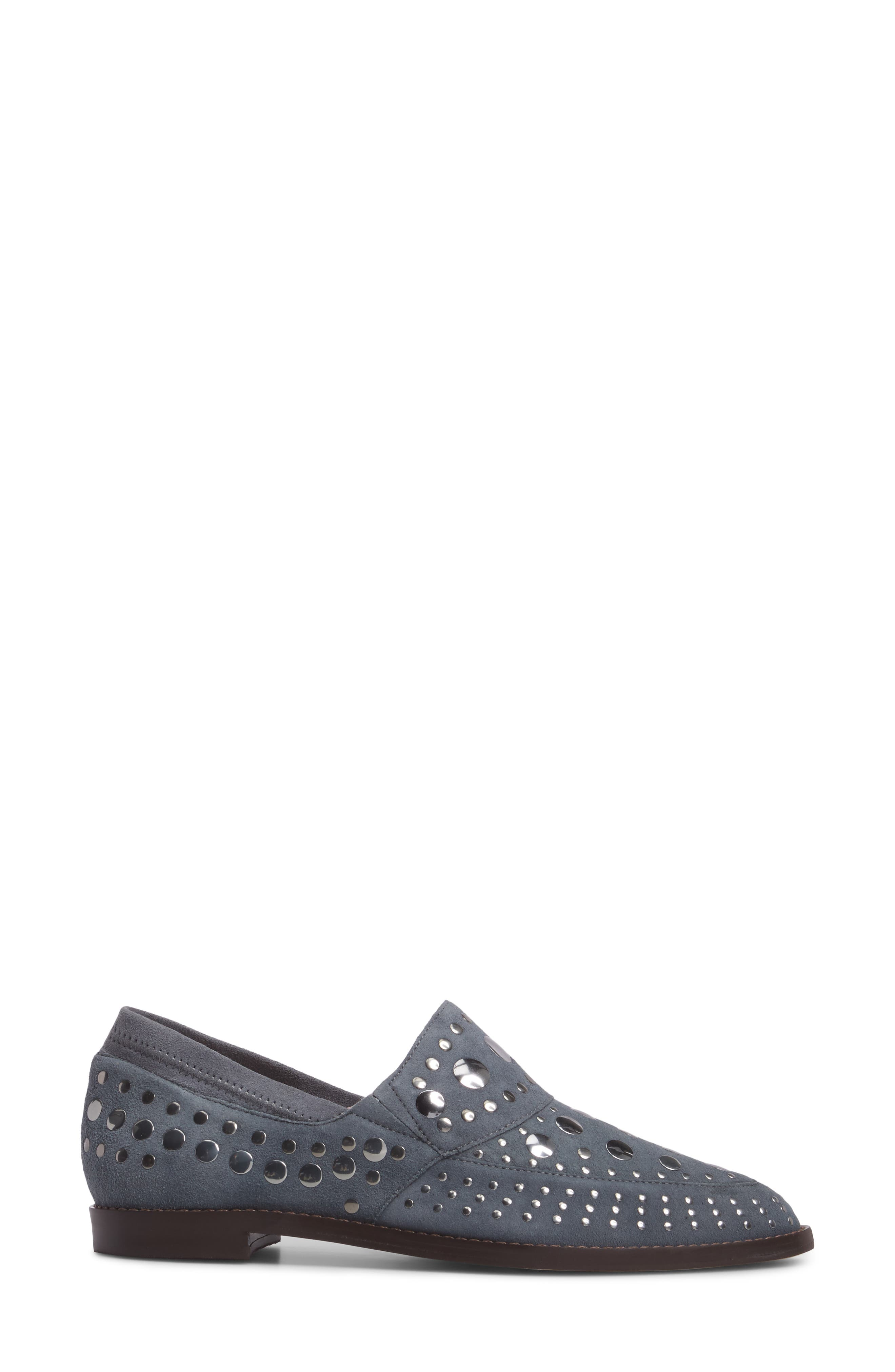 Ping Studded Loafer,                             Alternate thumbnail 8, color,