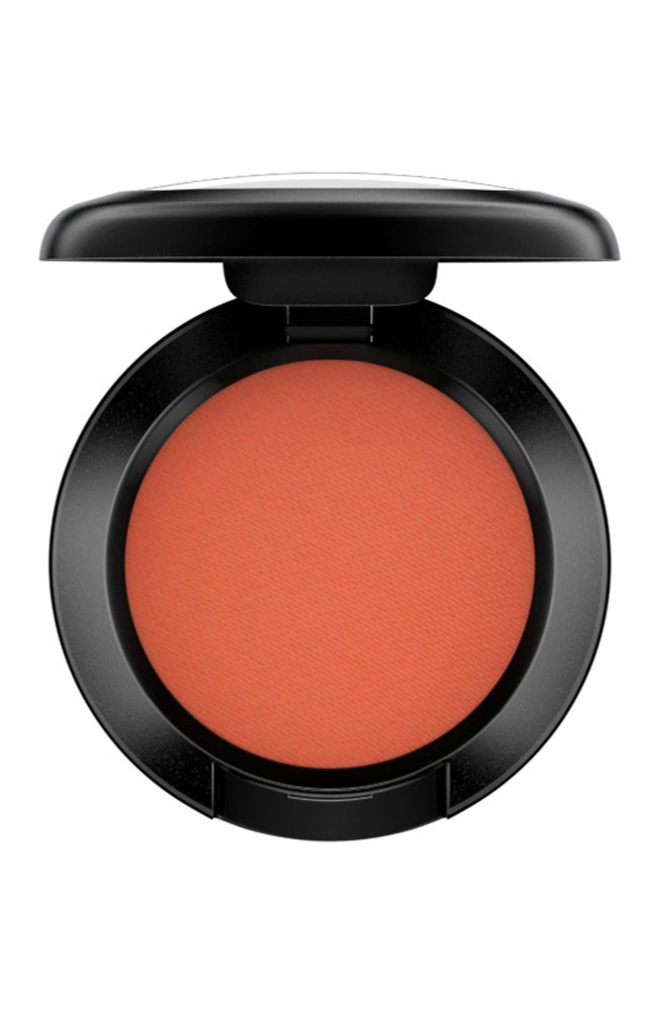 MAC Orange/Yellow Eyeshadow,                             Alternate thumbnail 2, color,                             RED BRICK (M)
