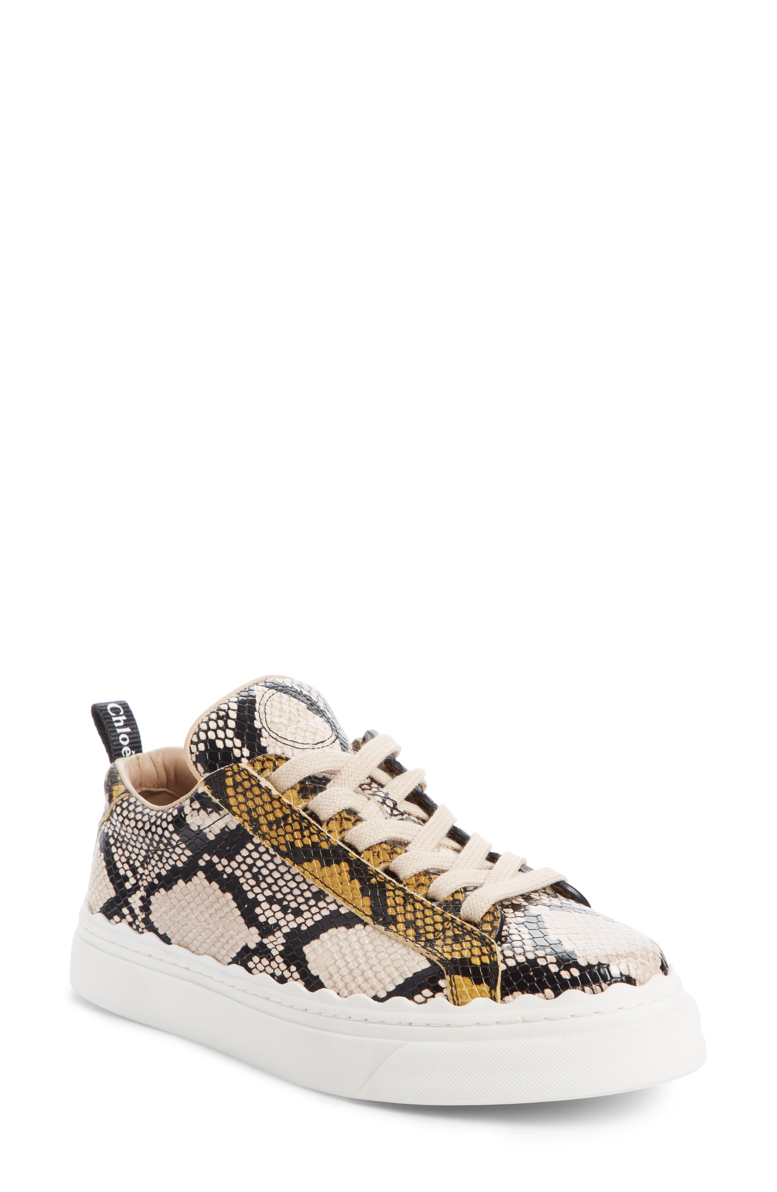 Lauren Sneaker,                             Main thumbnail 1, color,                             SEPTEMBER SUN LEATHER