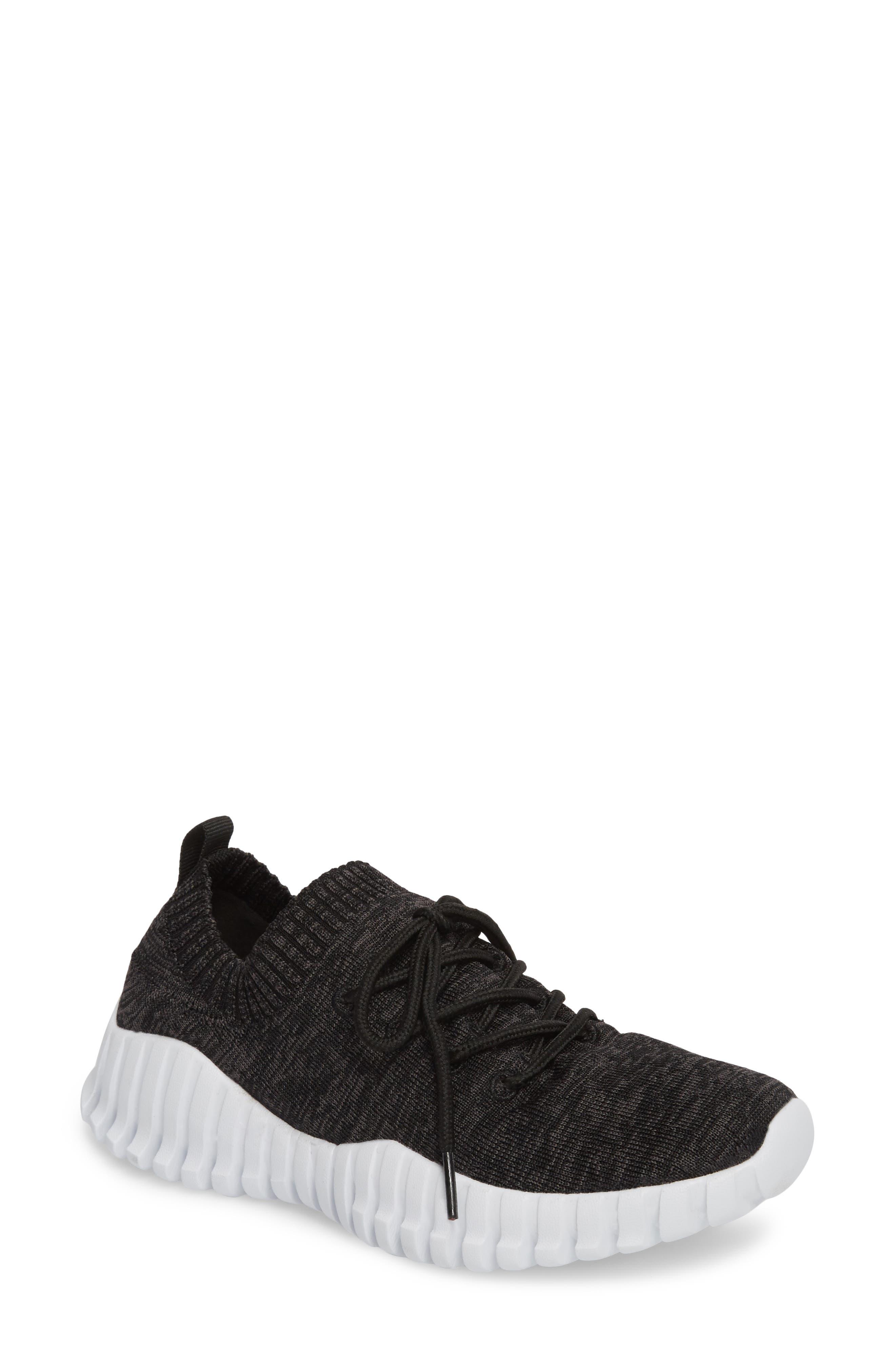 Gravity Sneaker,                         Main,                         color, BLACK GREY