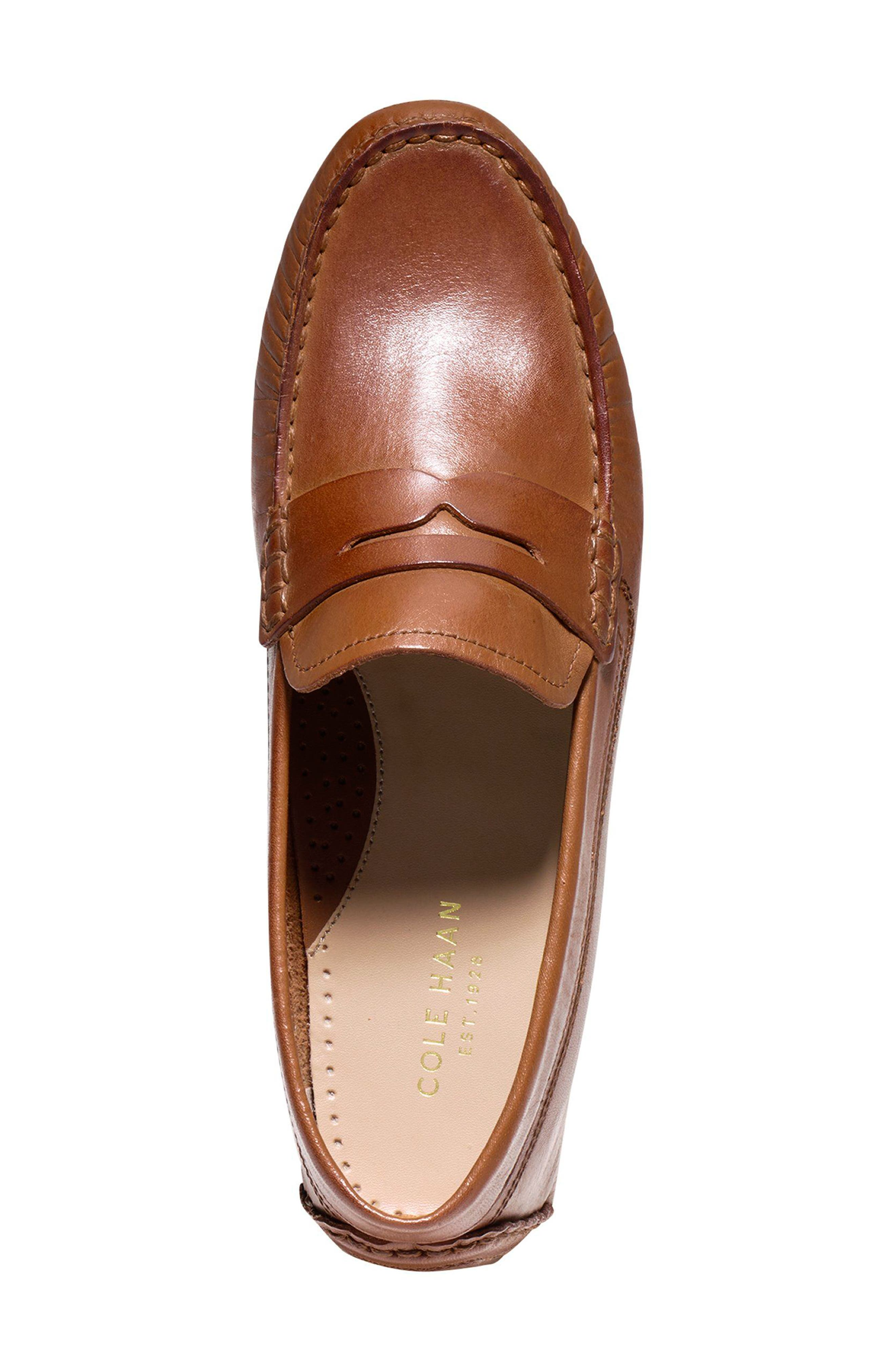 Rodeo Penny Driving Loafer,                             Alternate thumbnail 4, color,                             200