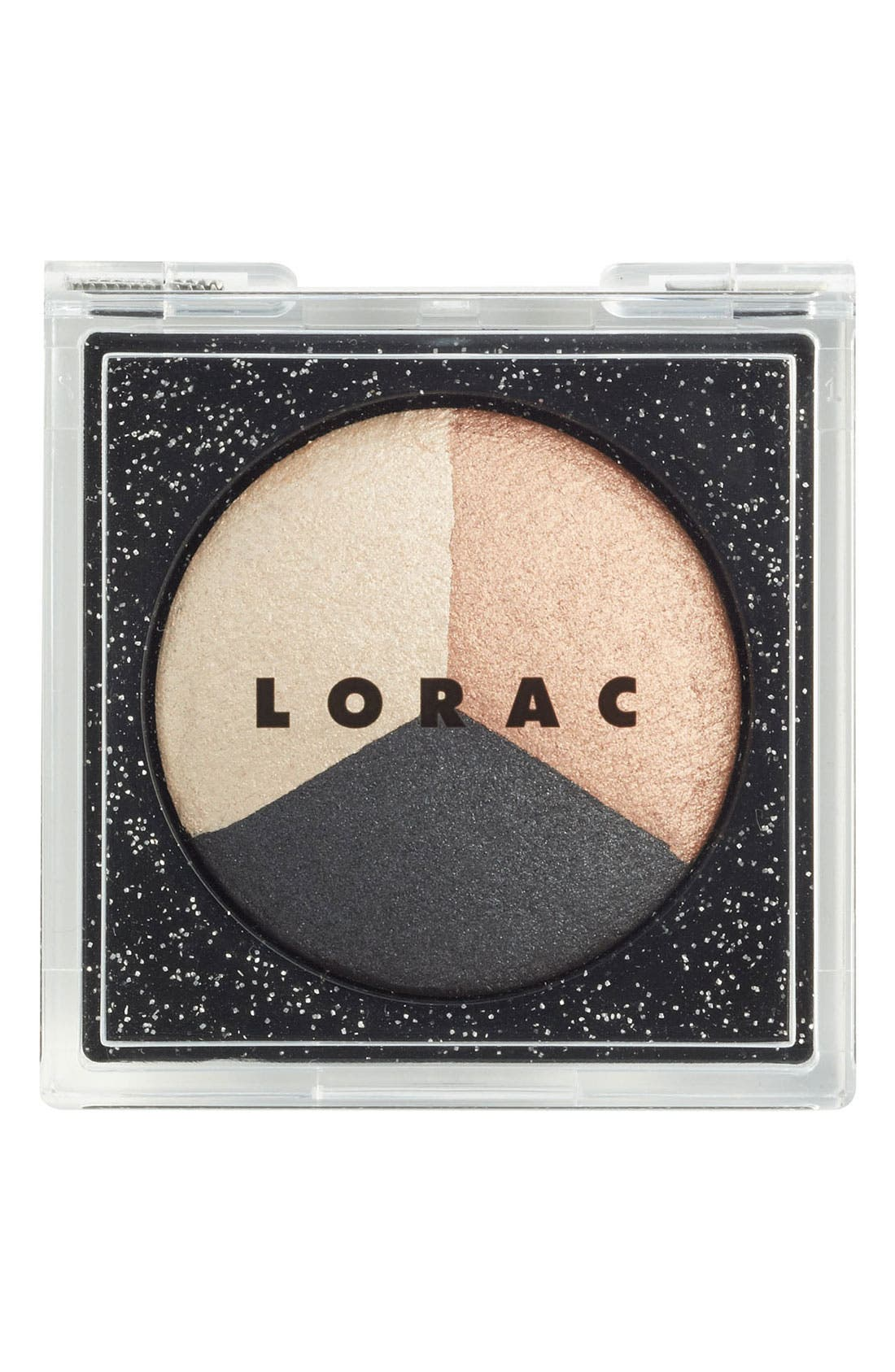 LORAC,                             'Starry Eyed' Baked Eyeshadow Trio,                             Alternate thumbnail 2, color,                             200