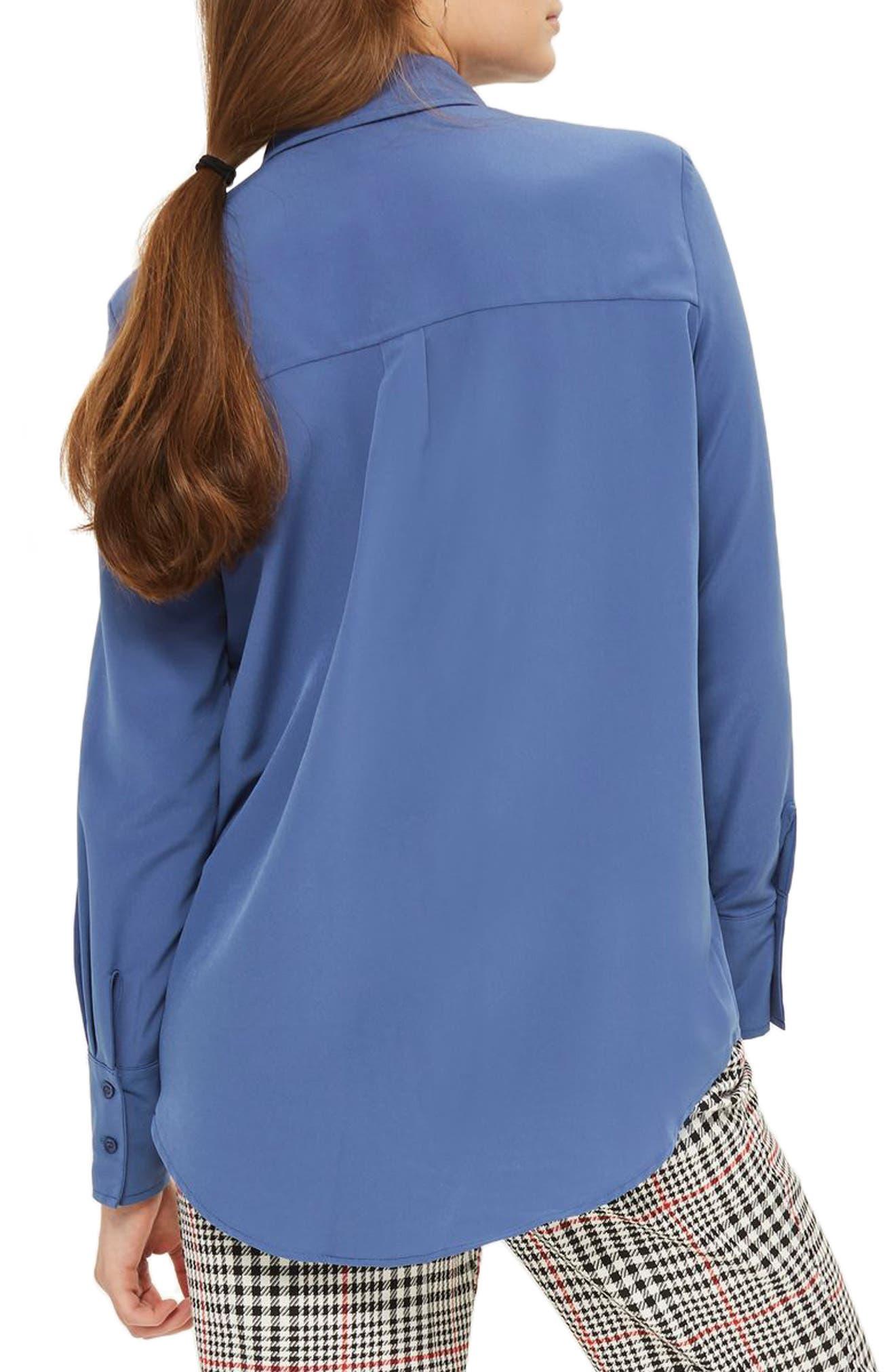'70s Collar Shirt,                             Alternate thumbnail 2, color,                             400
