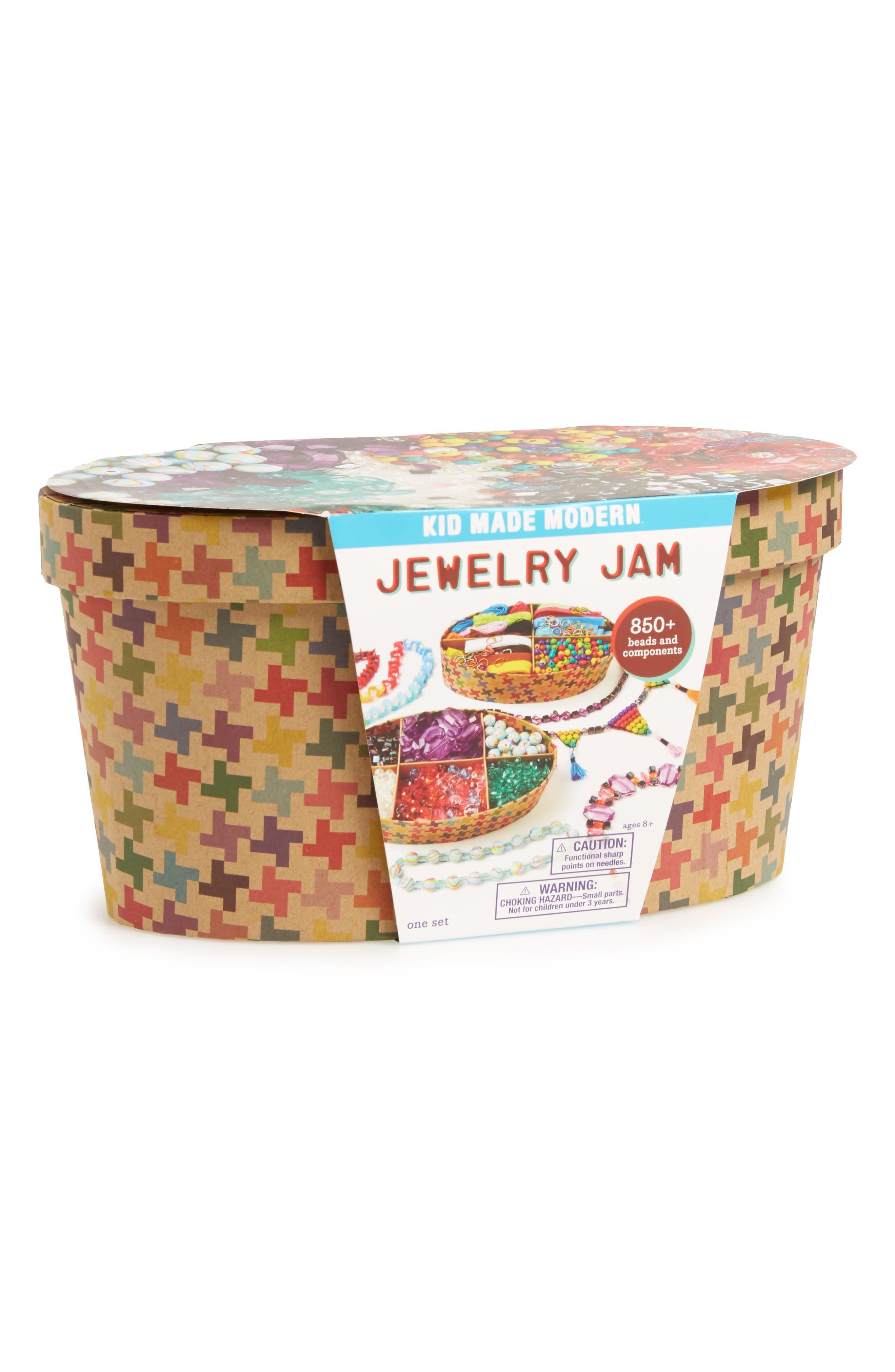 Jewelry Jam Craft Kit,                         Main,                         color, MULTI