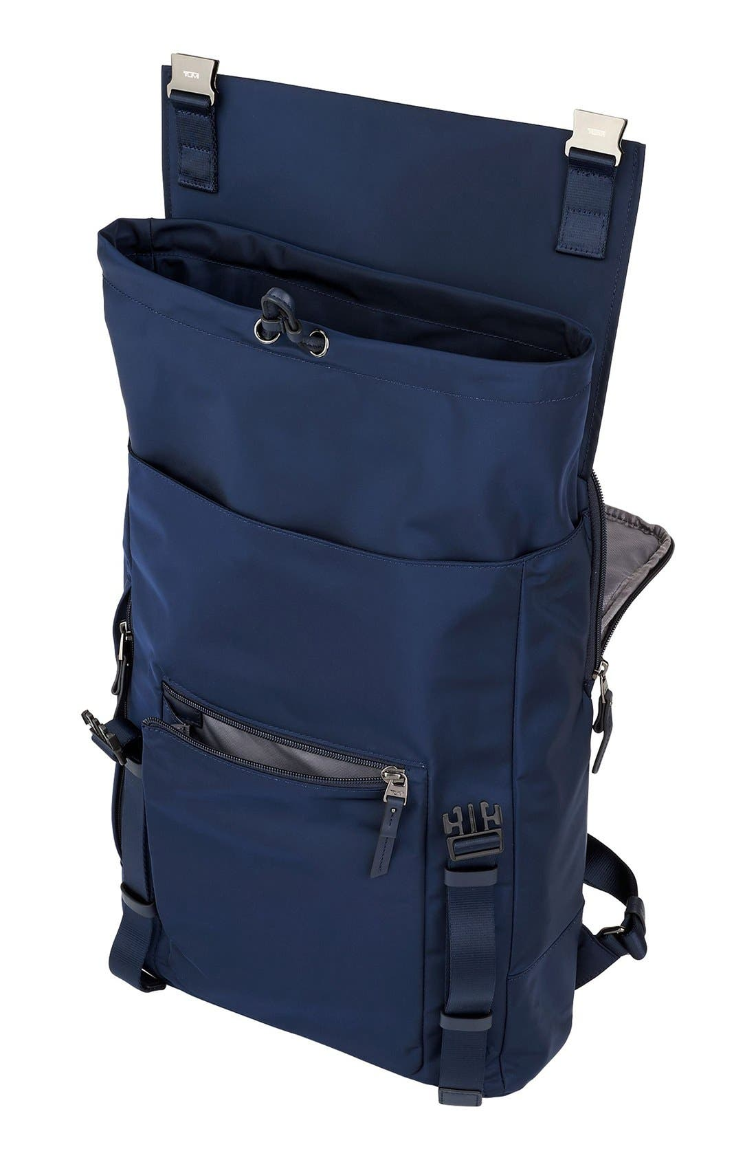 'Voyageur - Sacha' Flap Backpack,                             Alternate thumbnail 17, color,