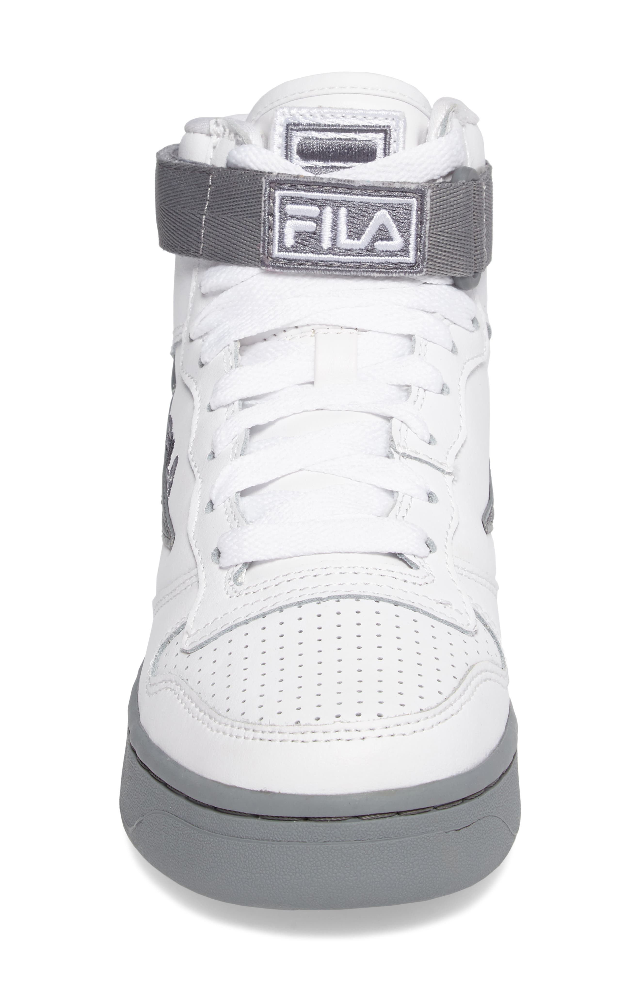 FX-100 High Top Sneaker,                             Alternate thumbnail 4, color,