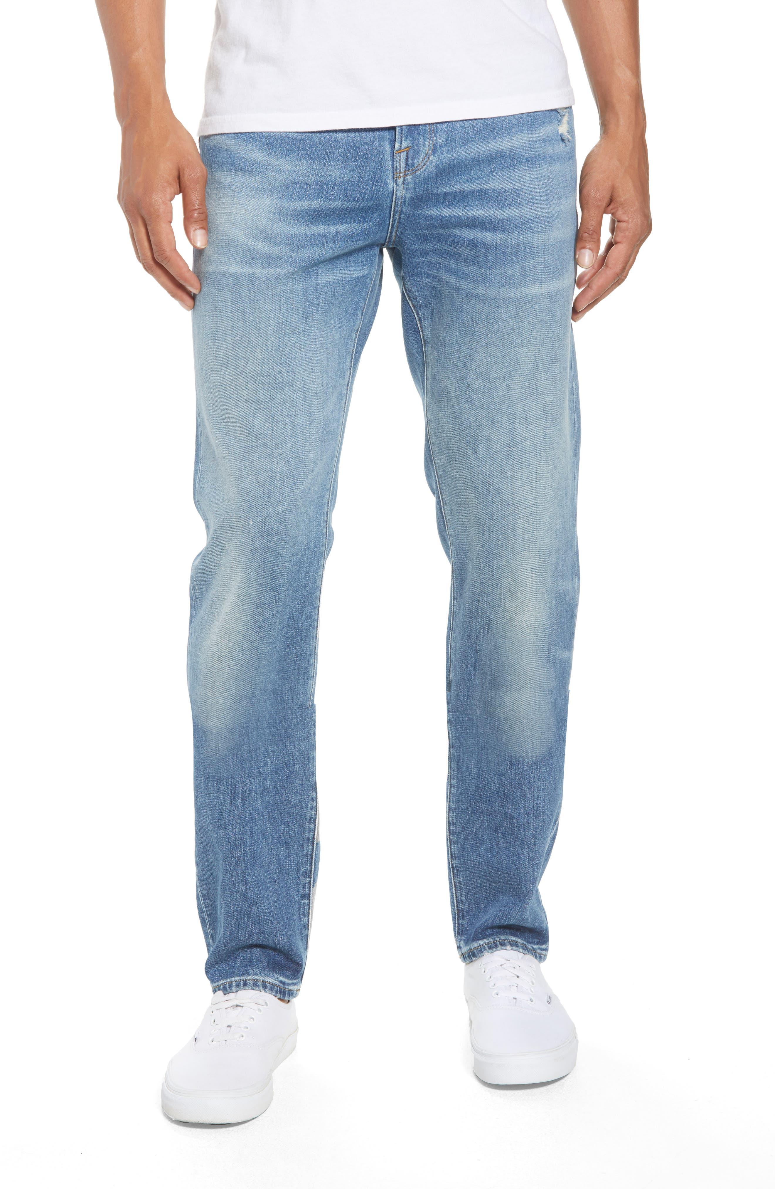 L'Homme Skinny Jeans,                         Main,                         color, PICKNEY