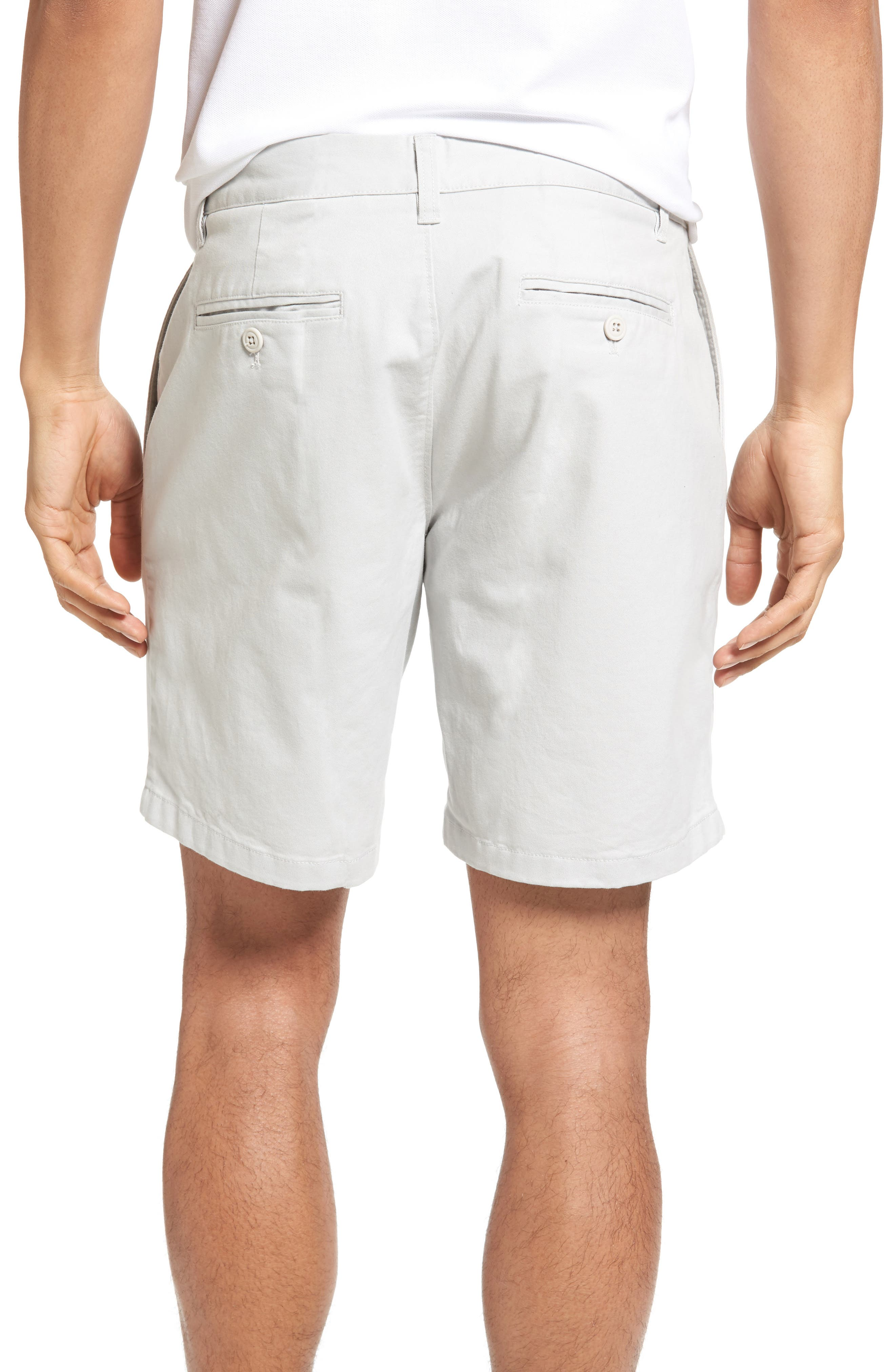 Stretch Washed Chino 7-Inch Shorts,                             Alternate thumbnail 40, color,