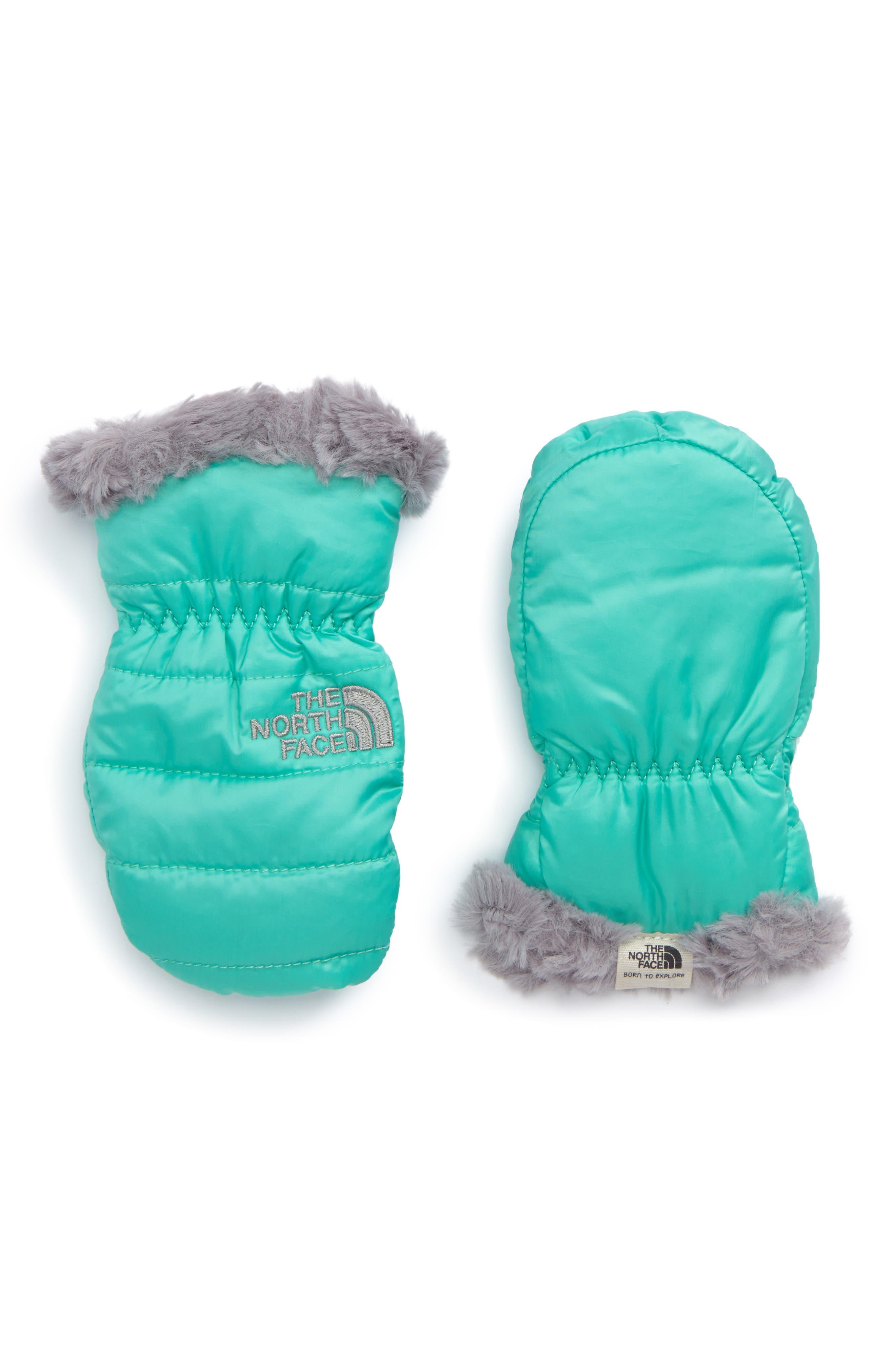 Mossbud Reversible Mittens,                         Main,                         color,