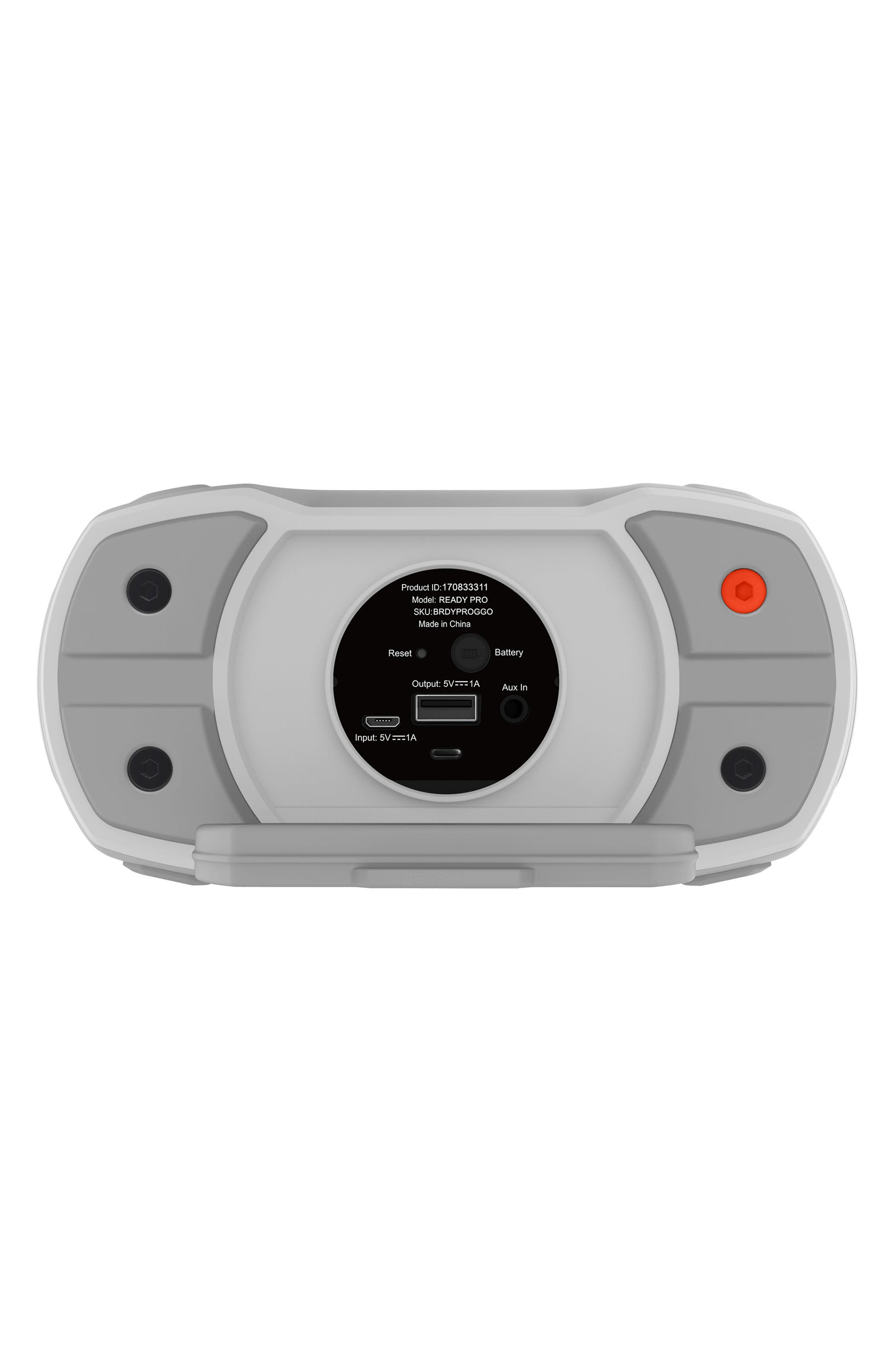 Ready Pro Bluetooth<sup>®</sup> Speaker,                             Alternate thumbnail 4, color,                             020