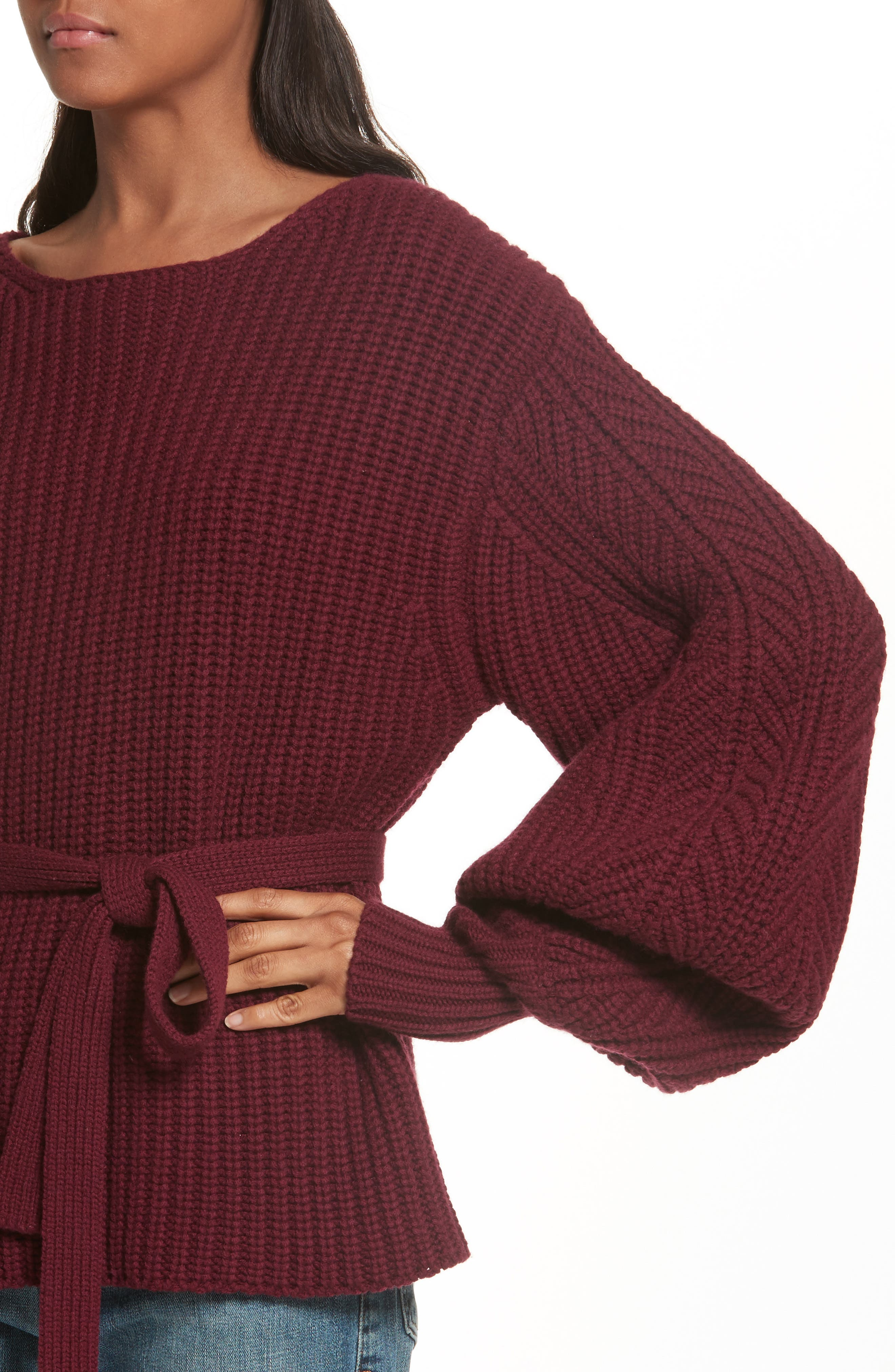 Wool Sweater,                             Alternate thumbnail 4, color,                             600