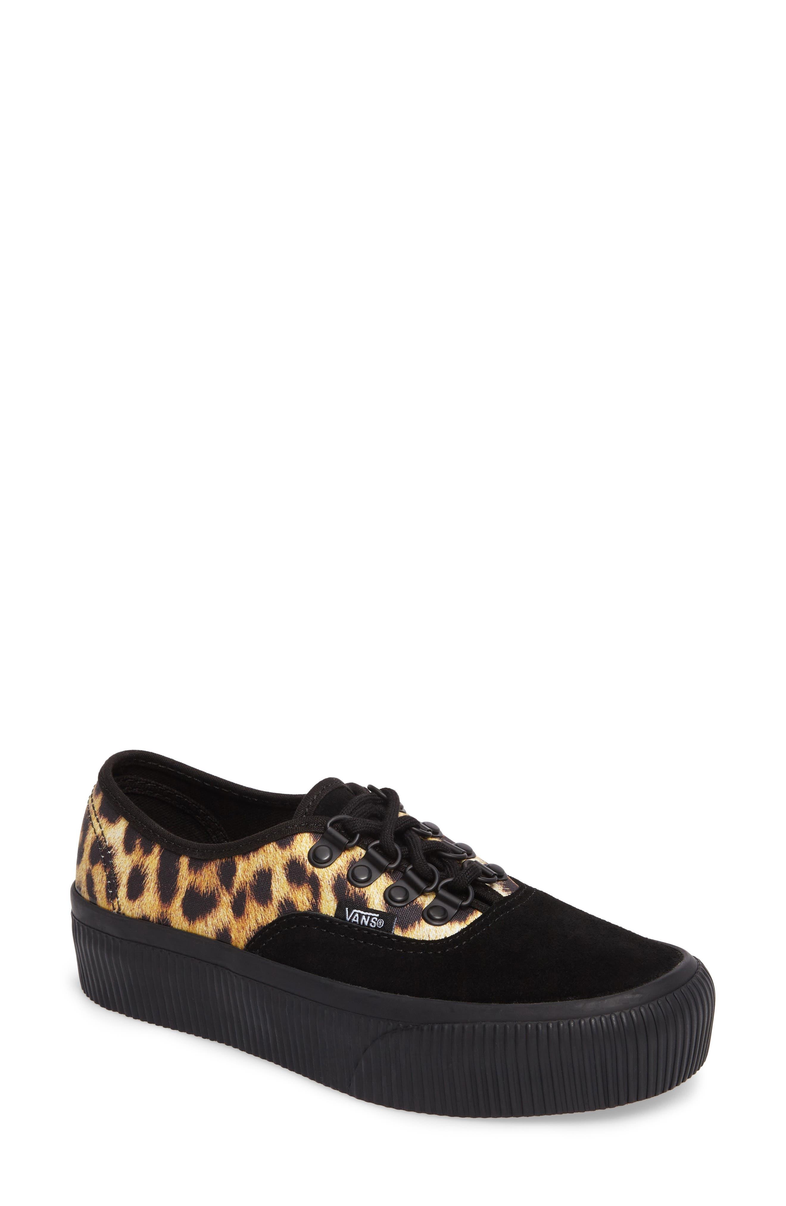 Authentic 2.0 Platform Sneaker,                             Main thumbnail 1, color,                             001