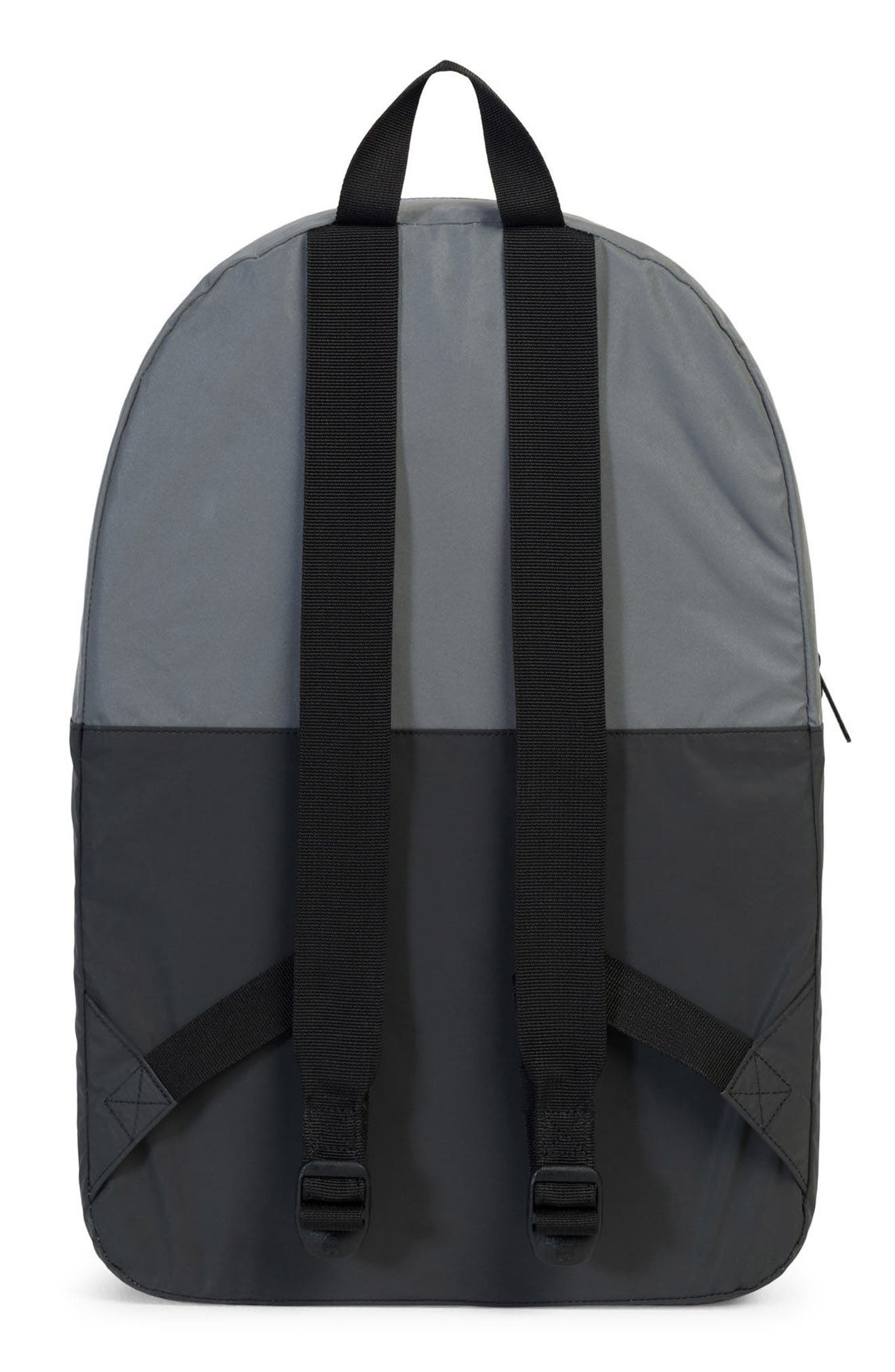 Heritage Reflective Backpack,                             Alternate thumbnail 4, color,