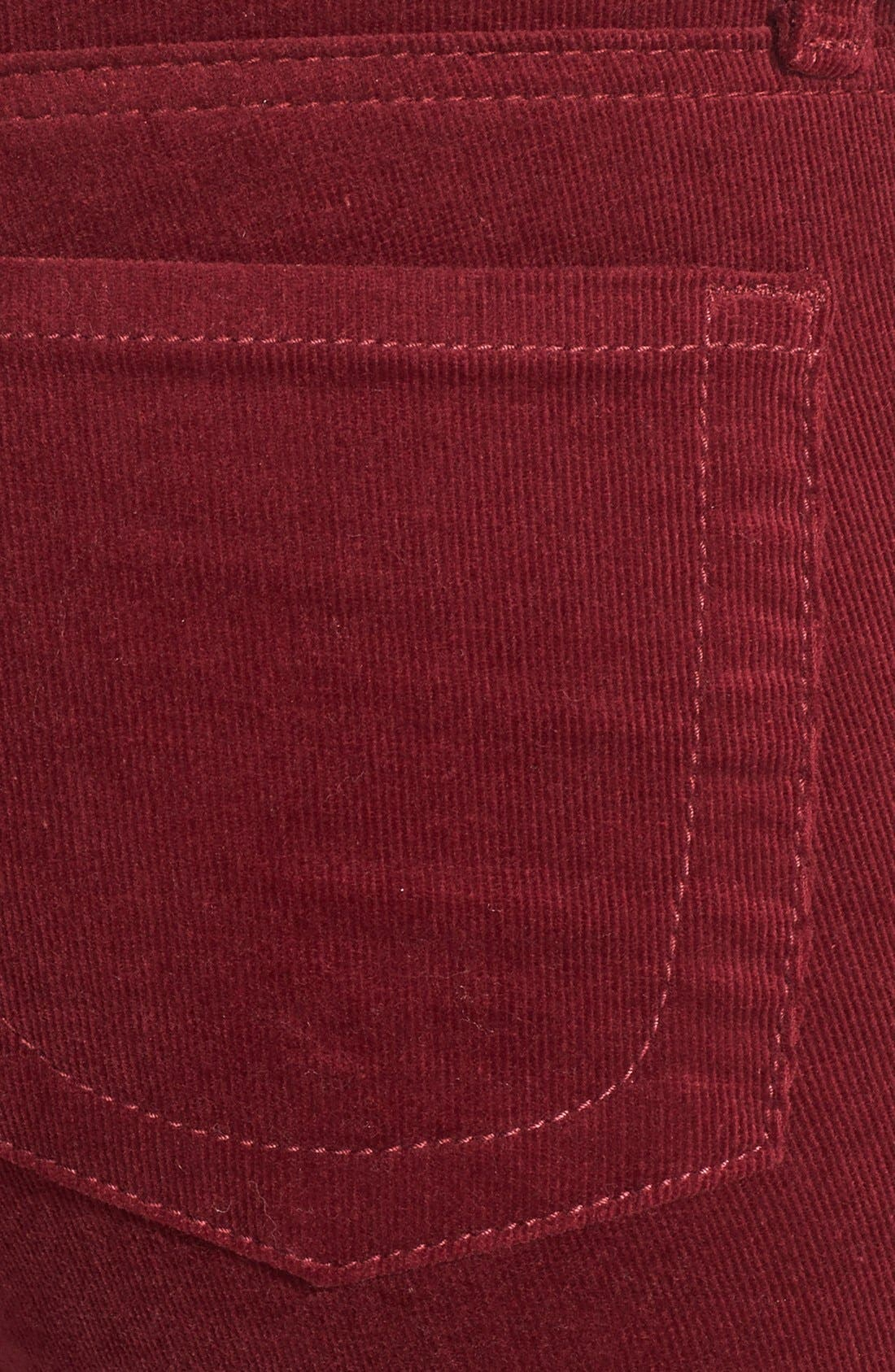 'Diana' Stretch Corduroy Skinny Pants,                             Alternate thumbnail 147, color,