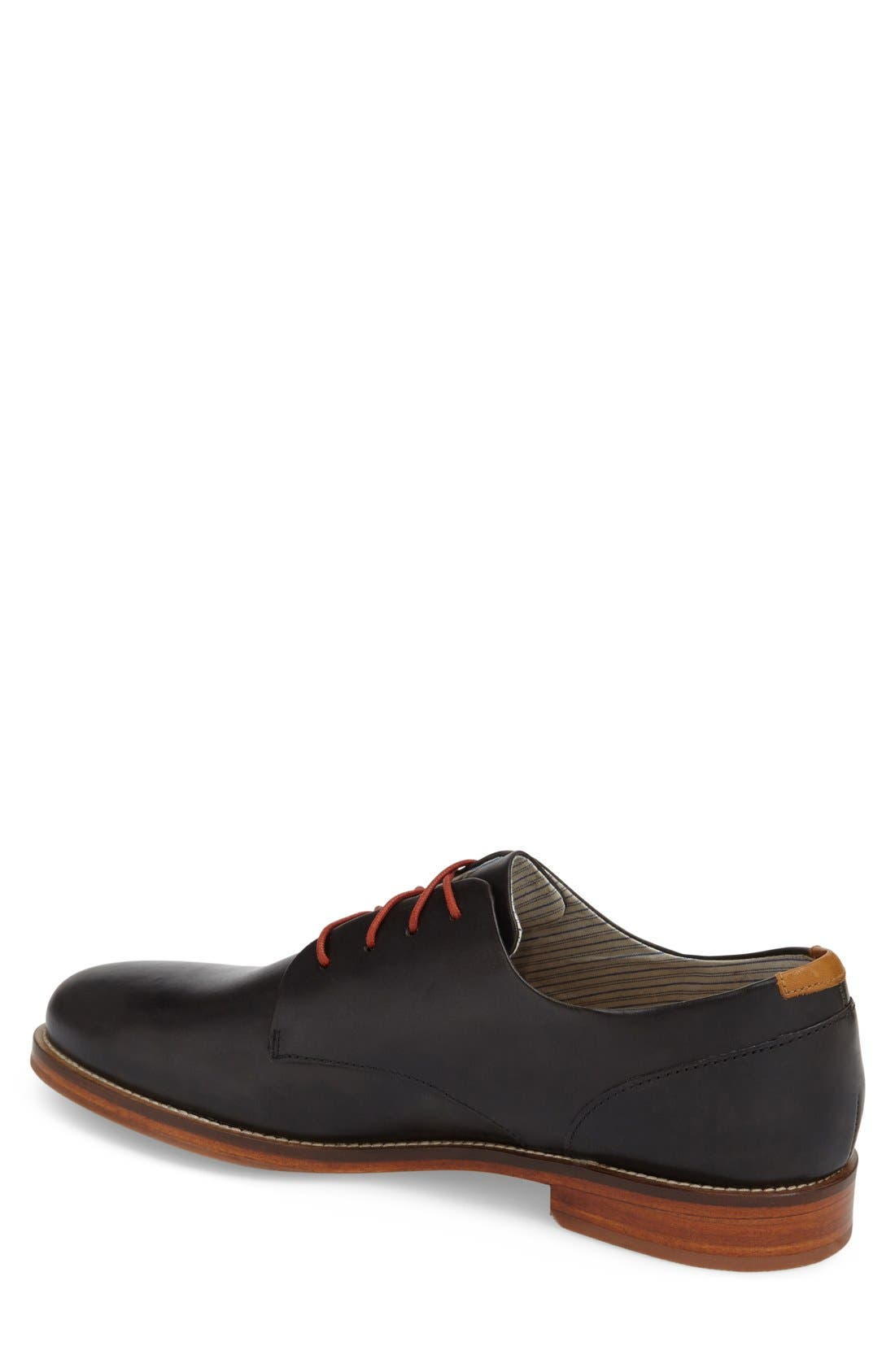 'William Plus' Plain Toe Derby,                             Alternate thumbnail 2, color,                             019