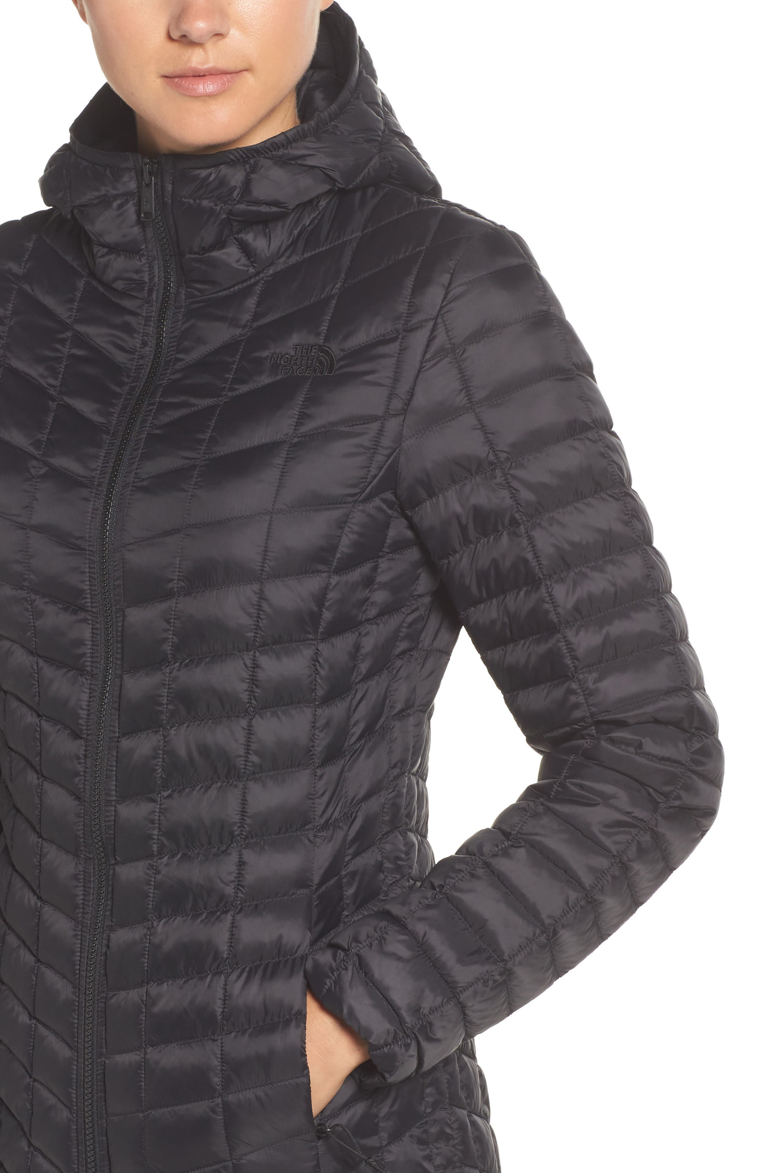 ThermoBall<sup>™</sup> PrimaLoft<sup>®</sup> Hooded Parka,                             Alternate thumbnail 6, color,                             001