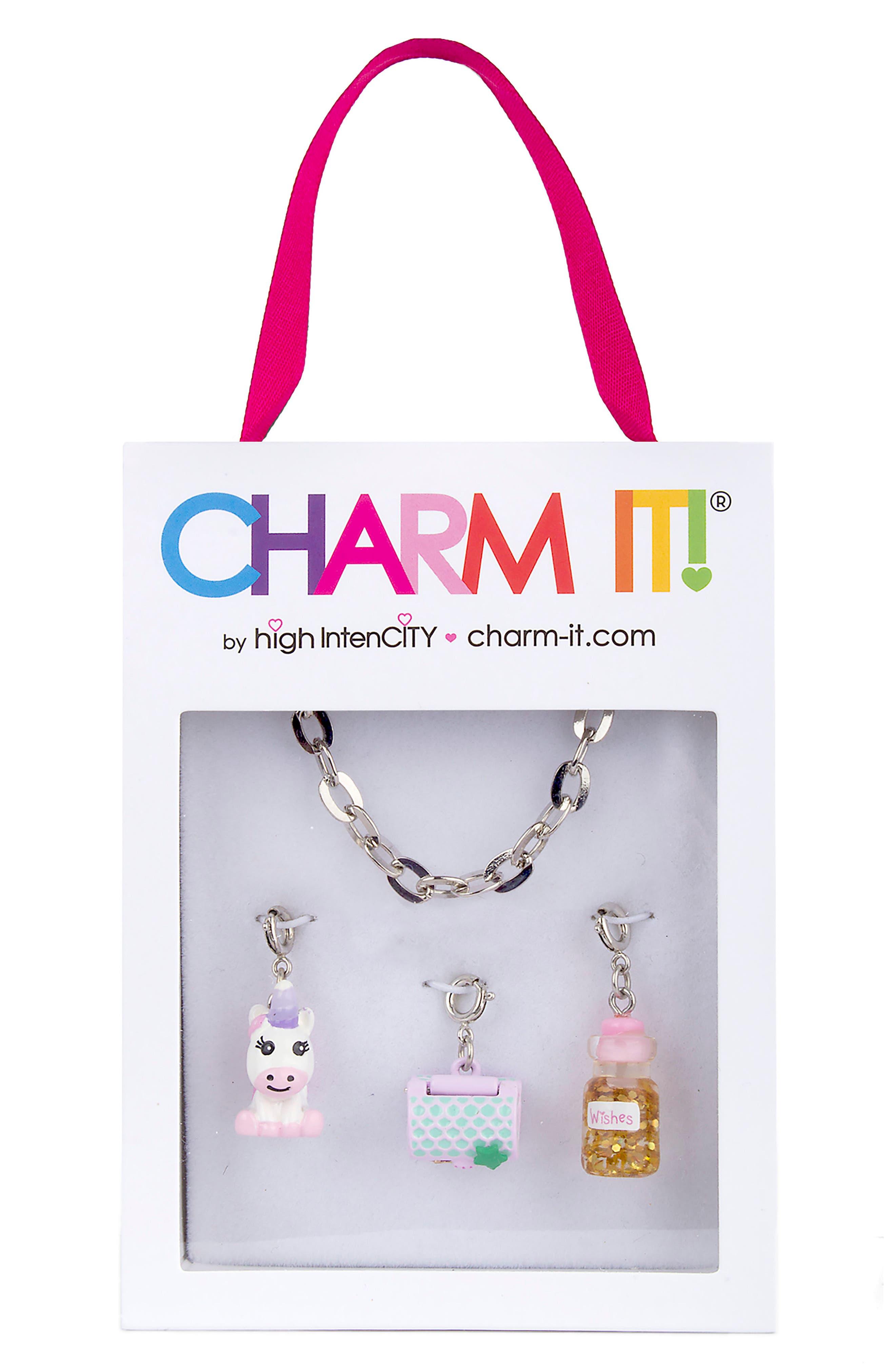 CHARM IT!<sup>®</sup> Magical Charm Bracelet Gift Set,                             Alternate thumbnail 2, color,                             100