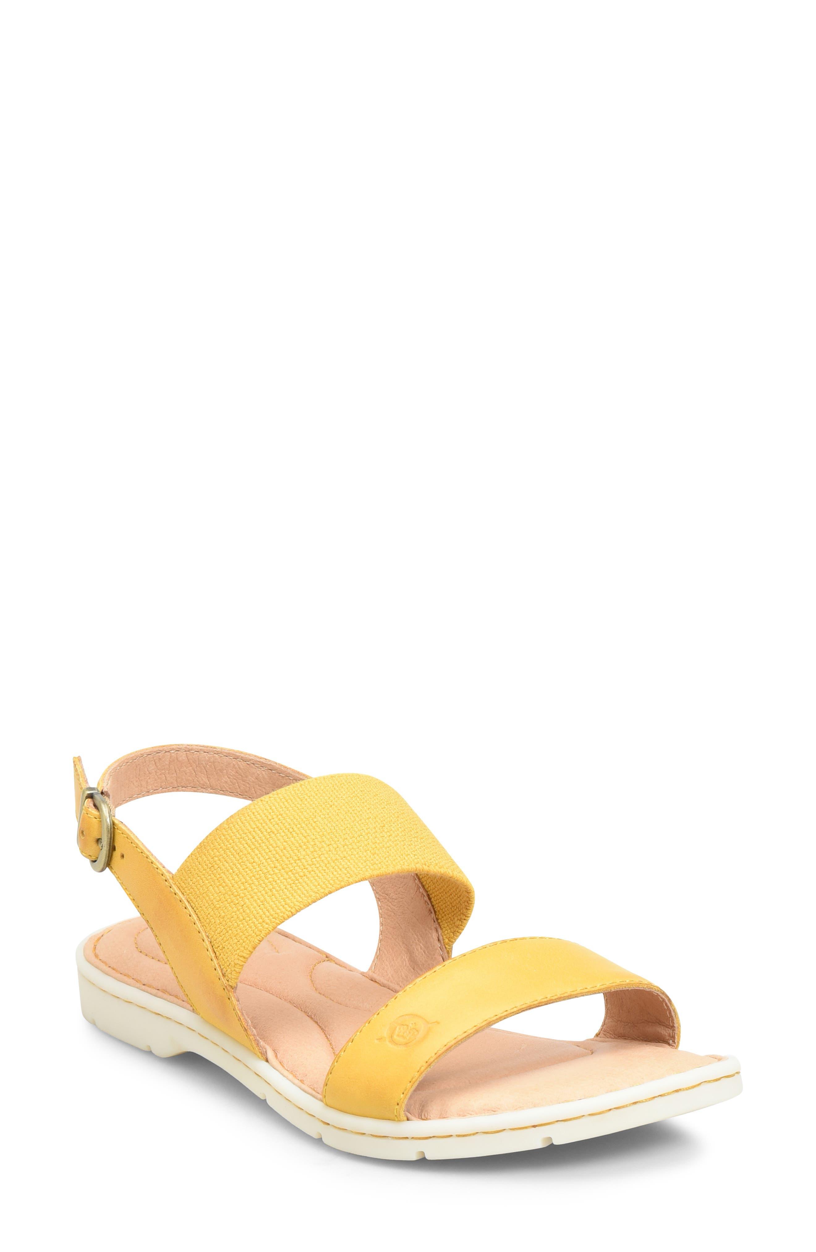 B?rn Tusayan Sandal, Yellow