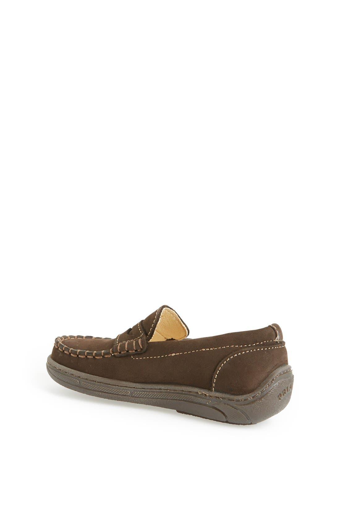 PRIMIGI,                             'Choate' Slip-On Loafer,                             Alternate thumbnail 4, color,                             210
