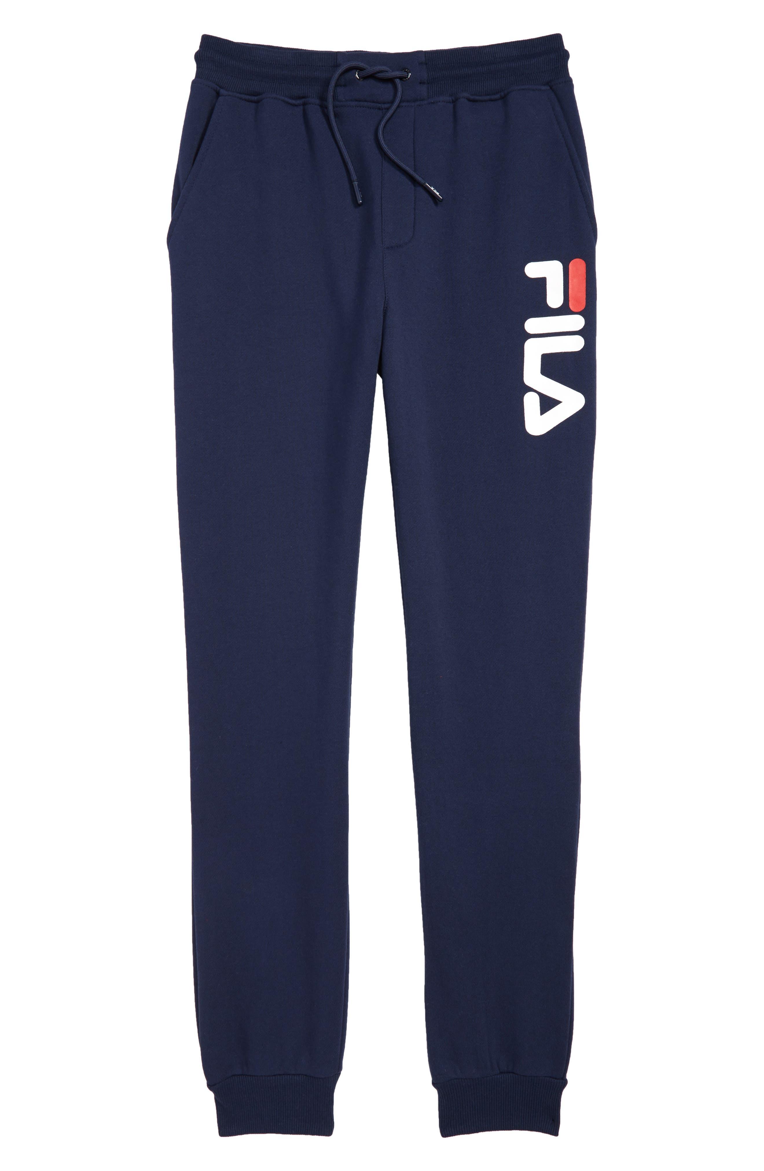 Boys Fila Classic Jogger Pants