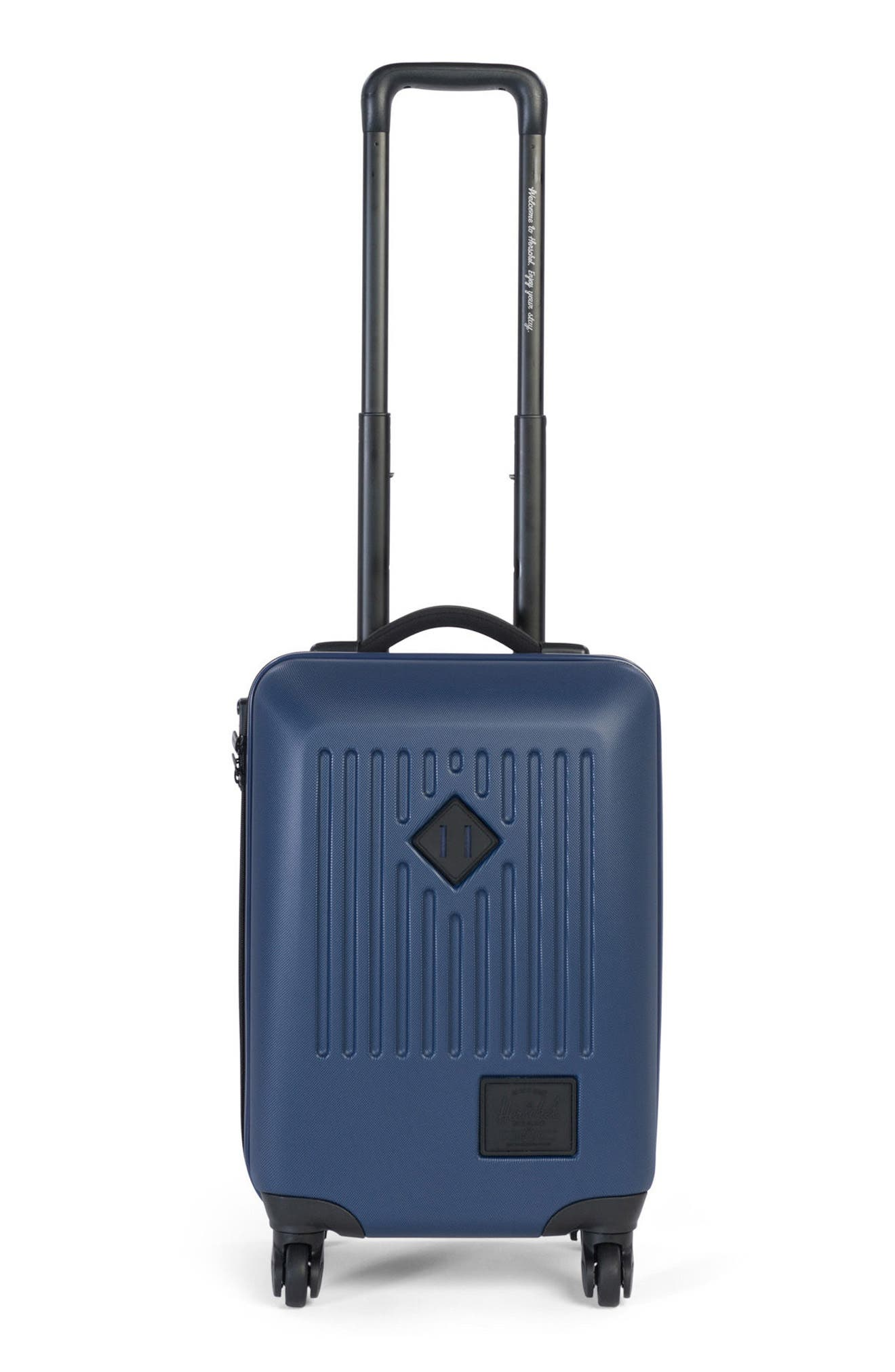 Herschel Supply Co Trade Small 20-Inch Rolling Hard Shell Suitcase,                         Main,                         color, 410