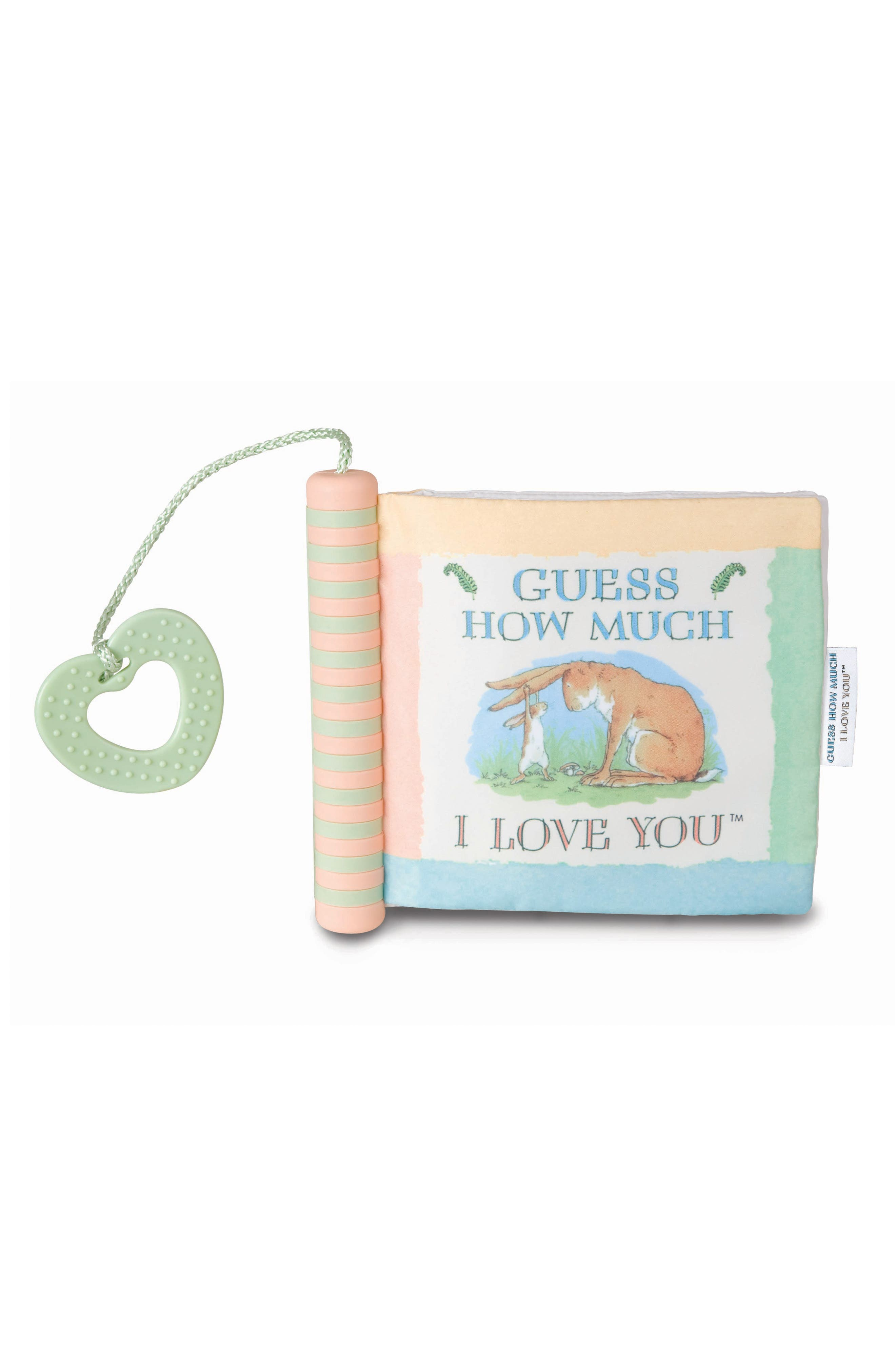 Infant Kids Preferred Guess How Much I Love You(TM) Soft Book