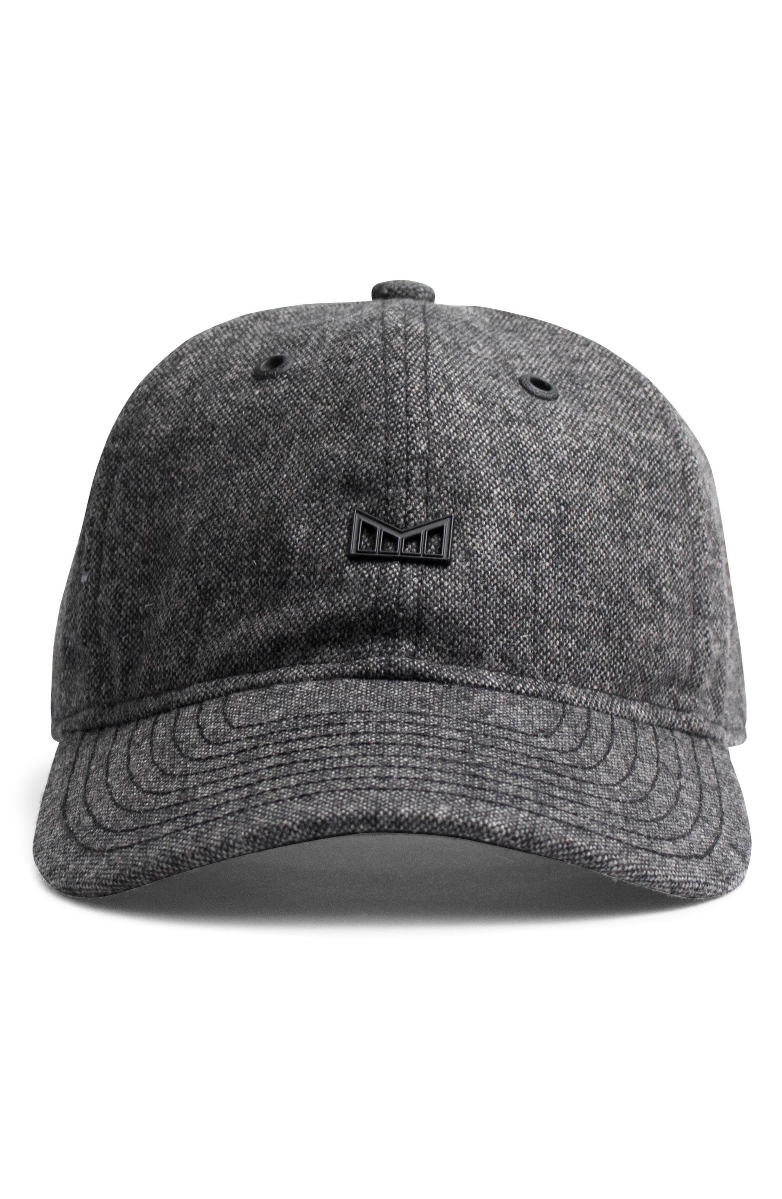 Skunked Baseball Cap,                             Alternate thumbnail 2, color,                             BLACK