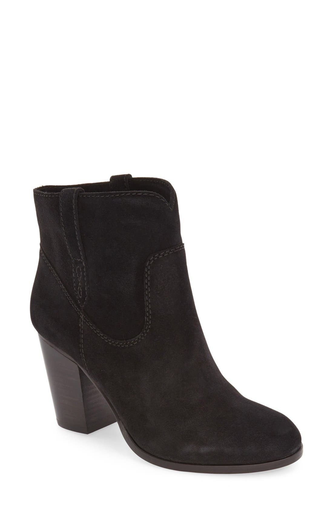 FRYE 'Myra' Bootie, Main, color, 001