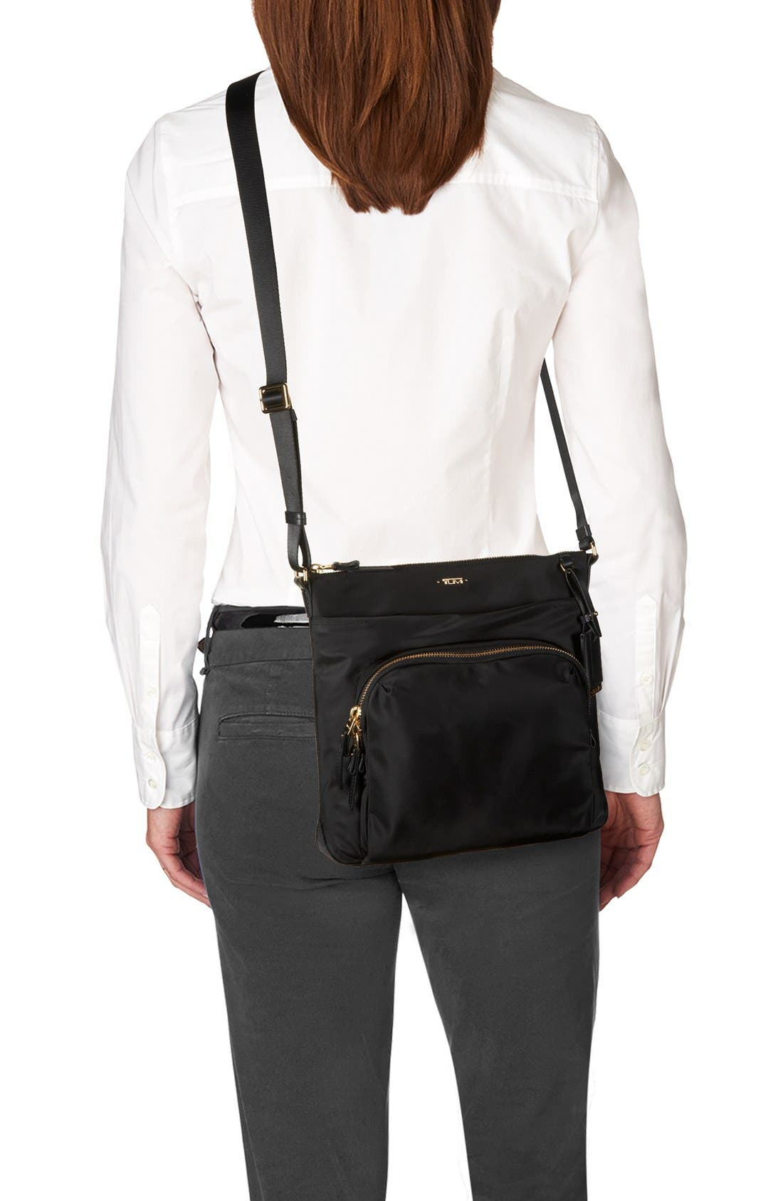 Voyageur - Capri Nylon Crossbody Bag,                             Alternate thumbnail 36, color,