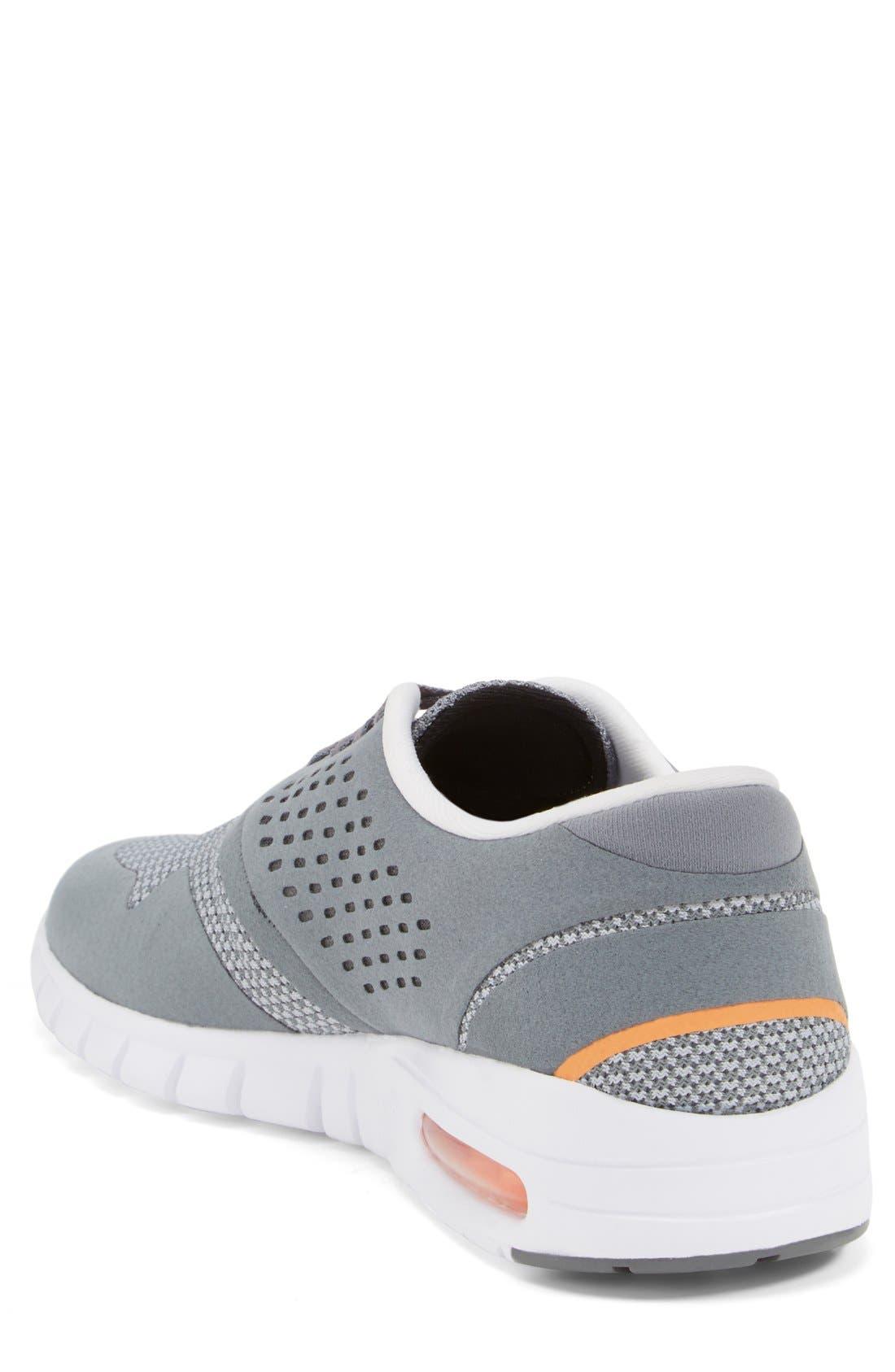 'Eric Koston 2 Max' Skate Sneaker,                             Alternate thumbnail 3, color,                             088
