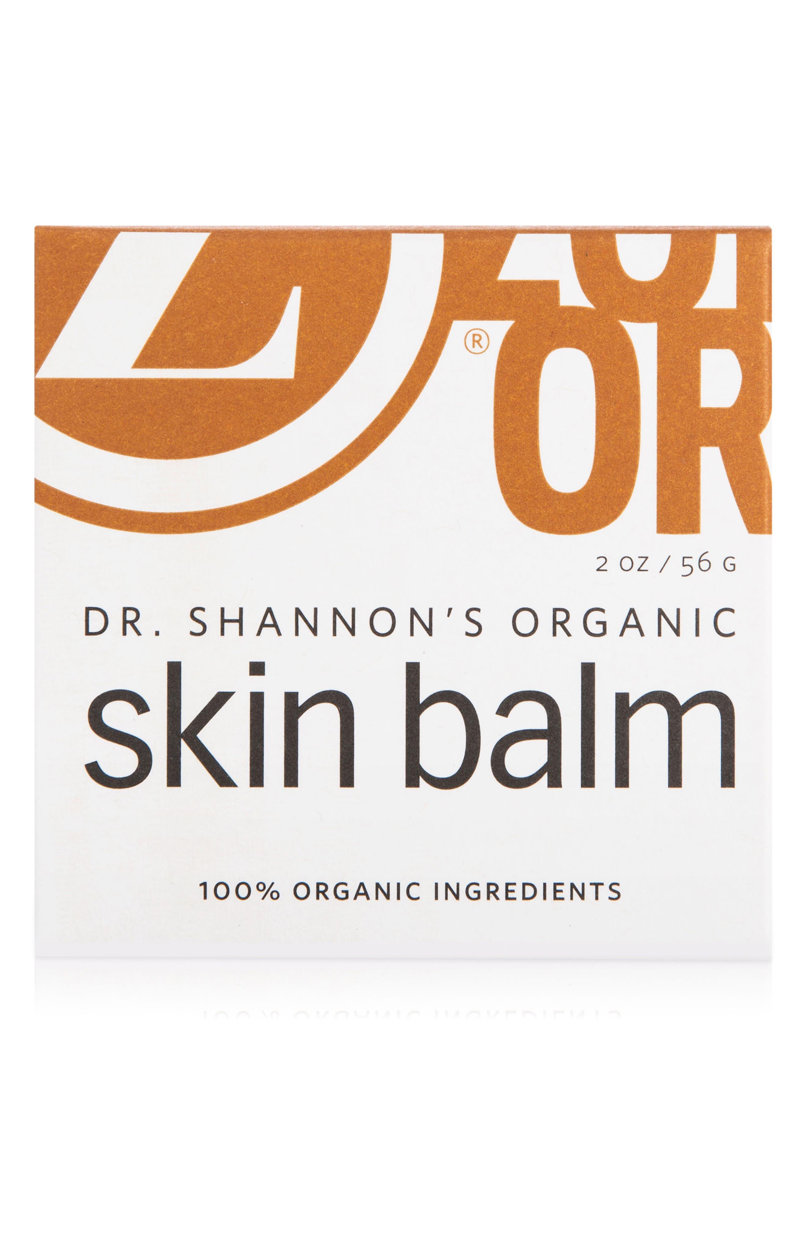 Dr. Shannon's Organic Skin Balm,                             Alternate thumbnail 2, color,                             WHITE