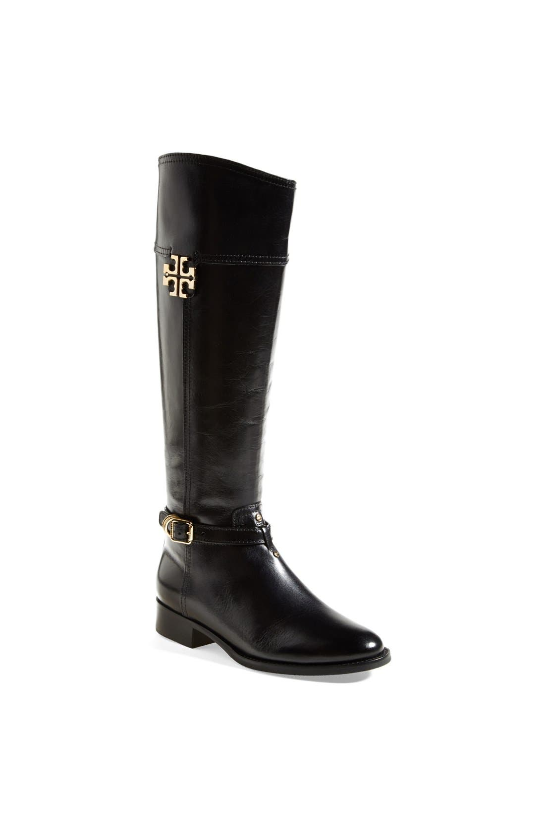 'Eloise' Riding Boot,                         Main,                         color, 001