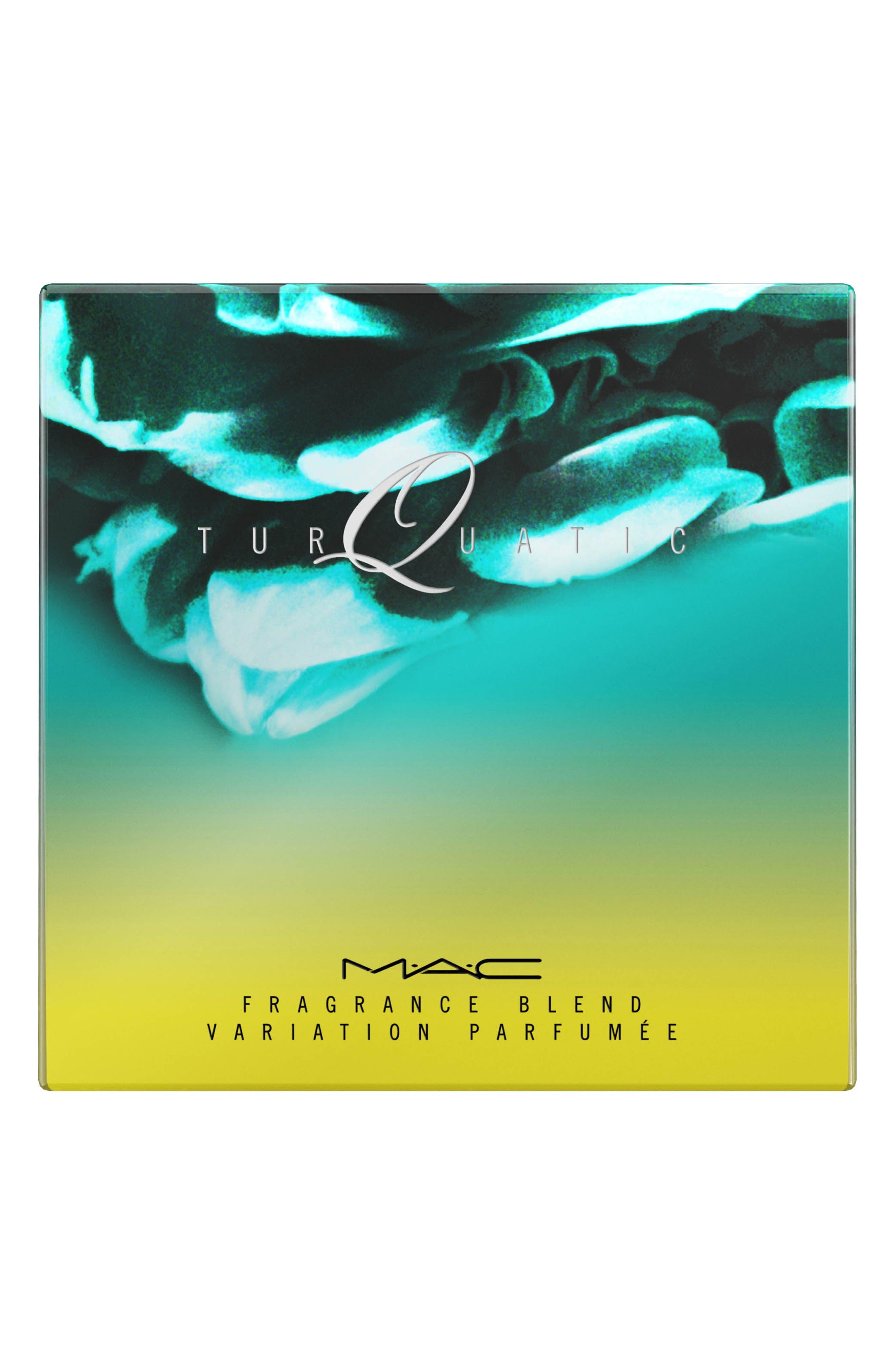 MAC Turquatic Fragrance Set,                             Alternate thumbnail 2, color,                             000