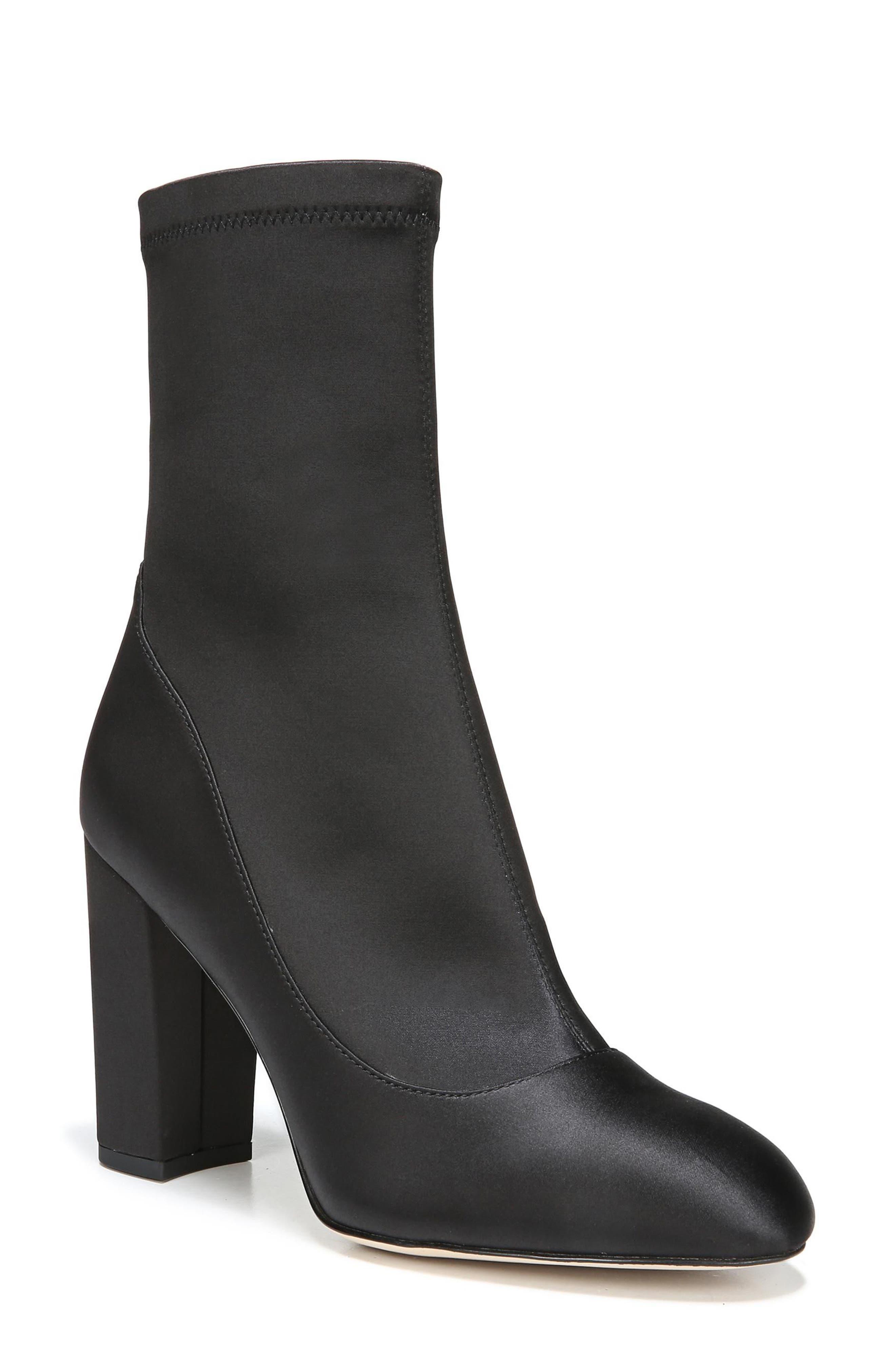 Calexa Sock Bootie,                         Main,                         color, 001