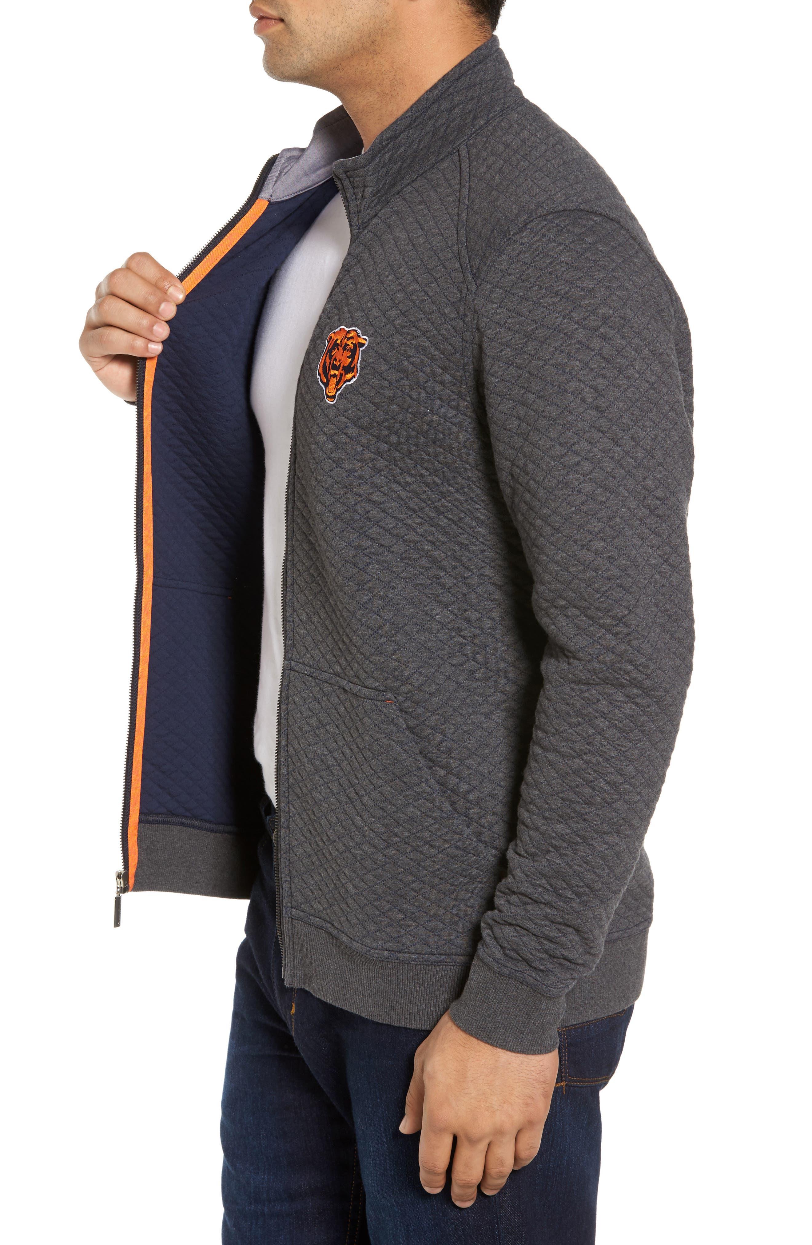 NFL Quiltessential Full Zip Sweatshirt,                             Alternate thumbnail 65, color,