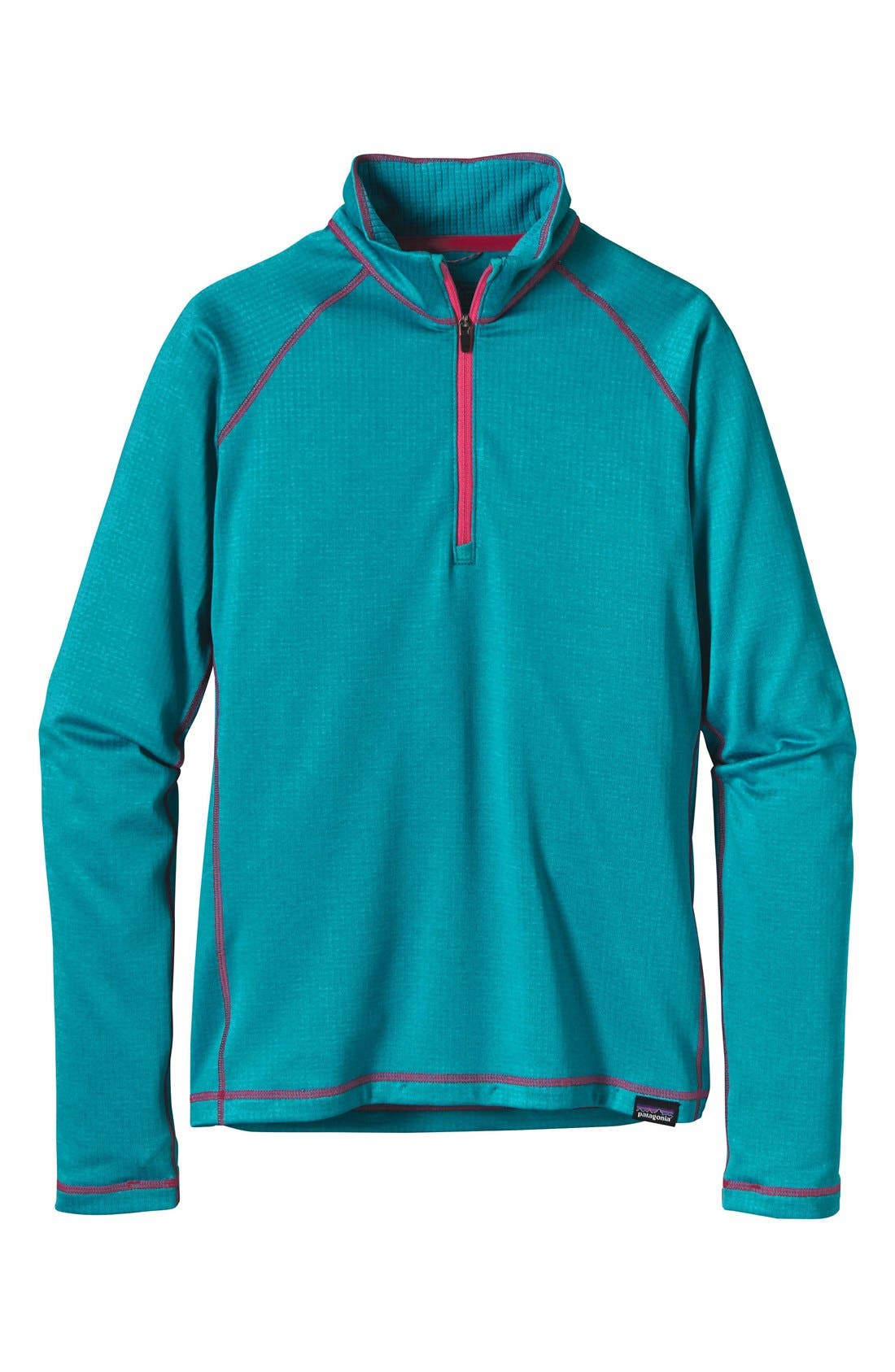 Capilene<sup>®</sup> Heavyweight Base Layer Pullover,                             Main thumbnail 4, color,