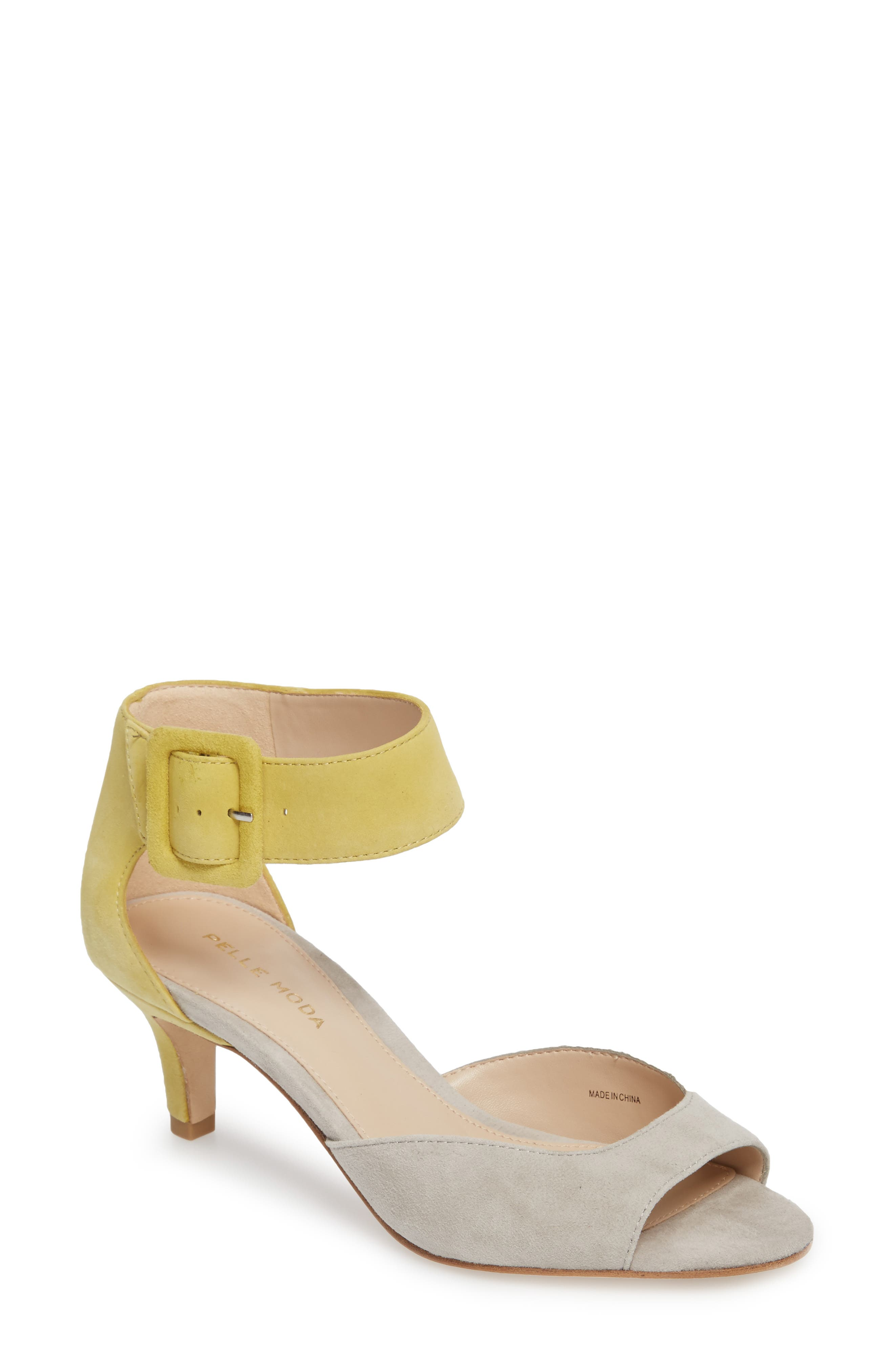 'Berlin' Ankle Strap Sandal,                         Main,                         color, 024