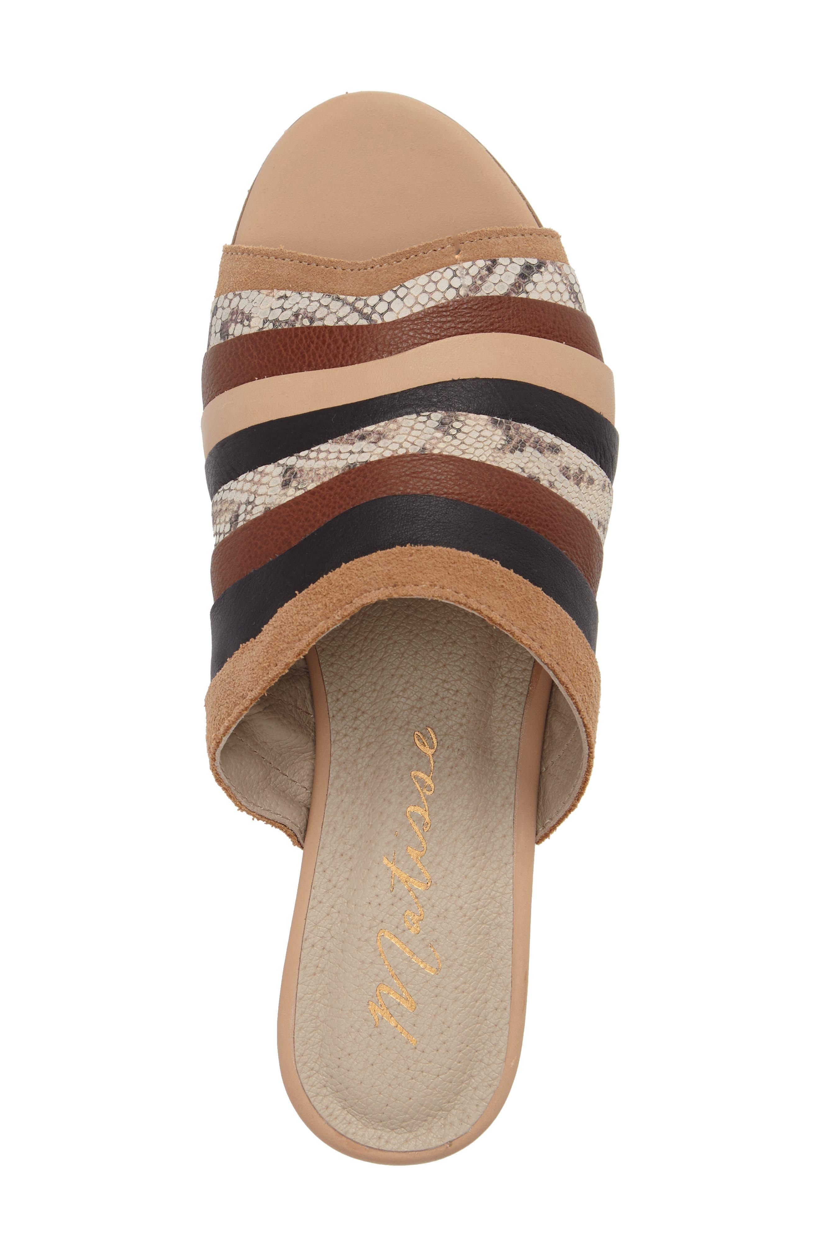 Moody Slide Sandal,                             Alternate thumbnail 5, color,                             250