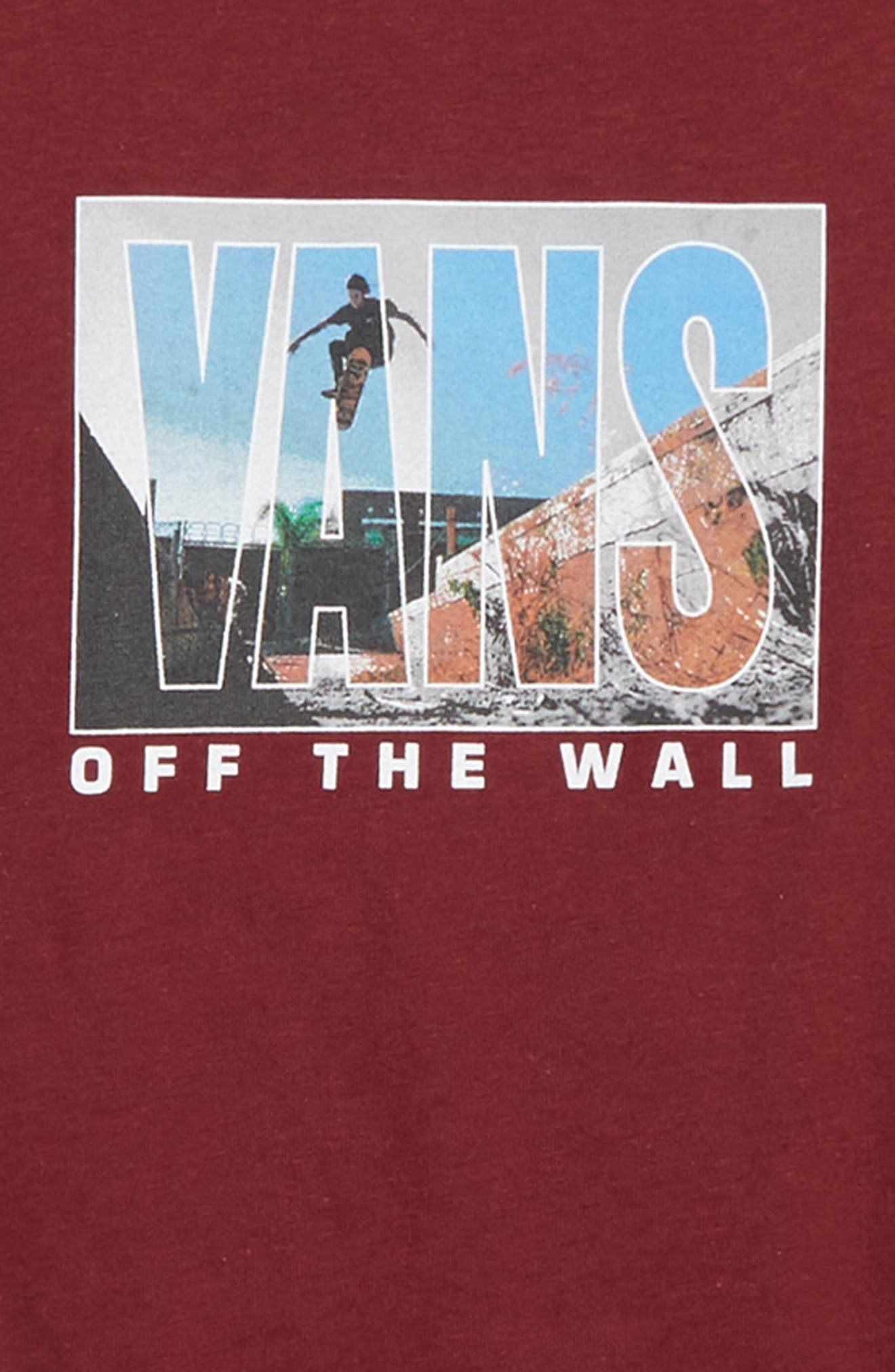 Divided Graphic T-Shirt,                             Alternate thumbnail 2, color,                             930