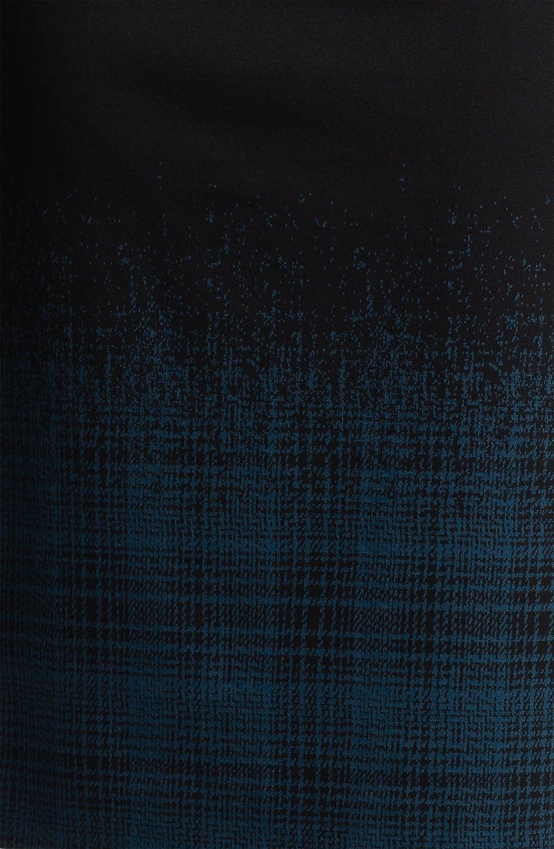 Belted Ponte Skirt,                             Alternate thumbnail 19, color,