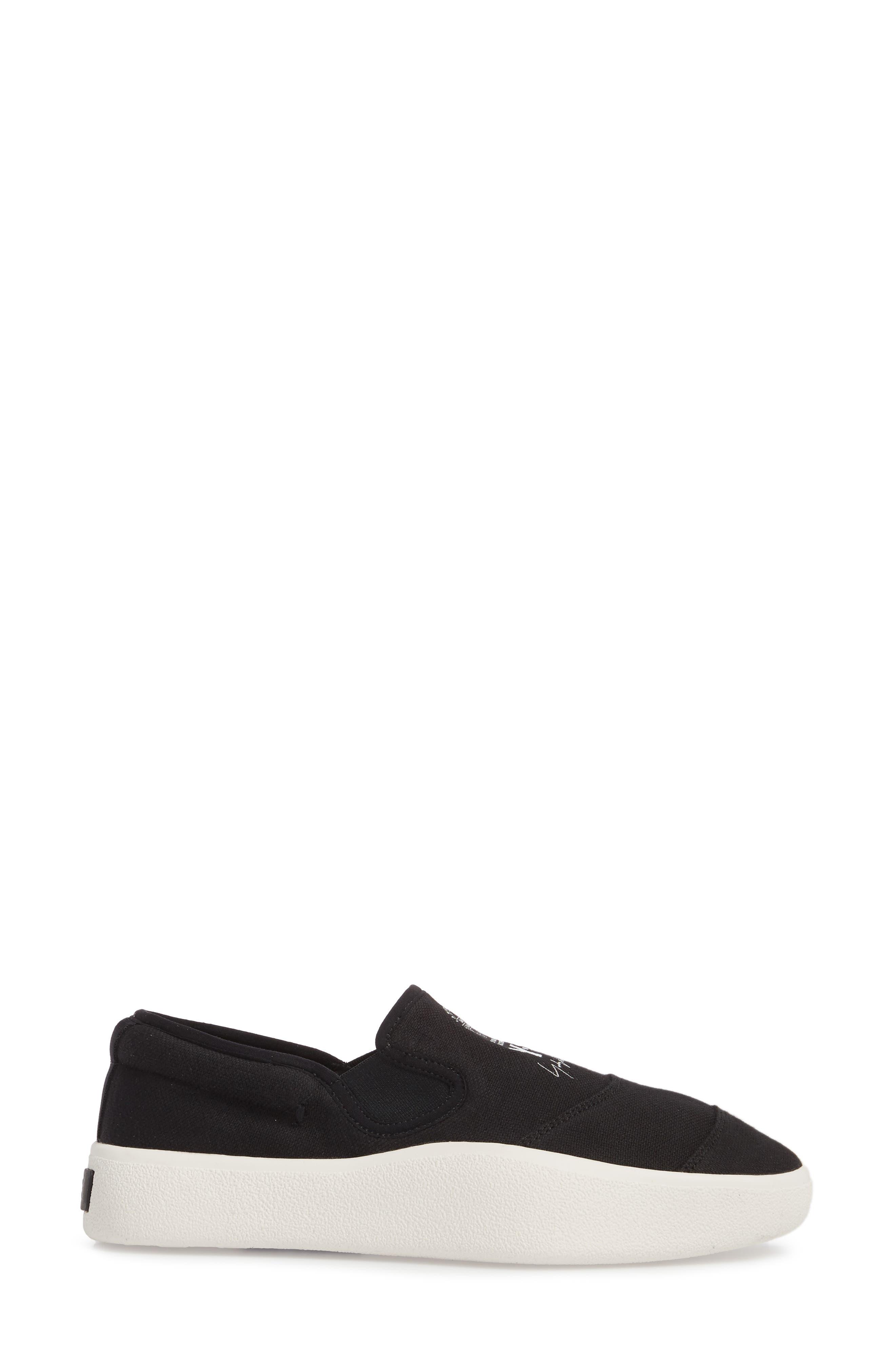 Tangutsu Slip-On Sneaker,                             Alternate thumbnail 3, color,                             001