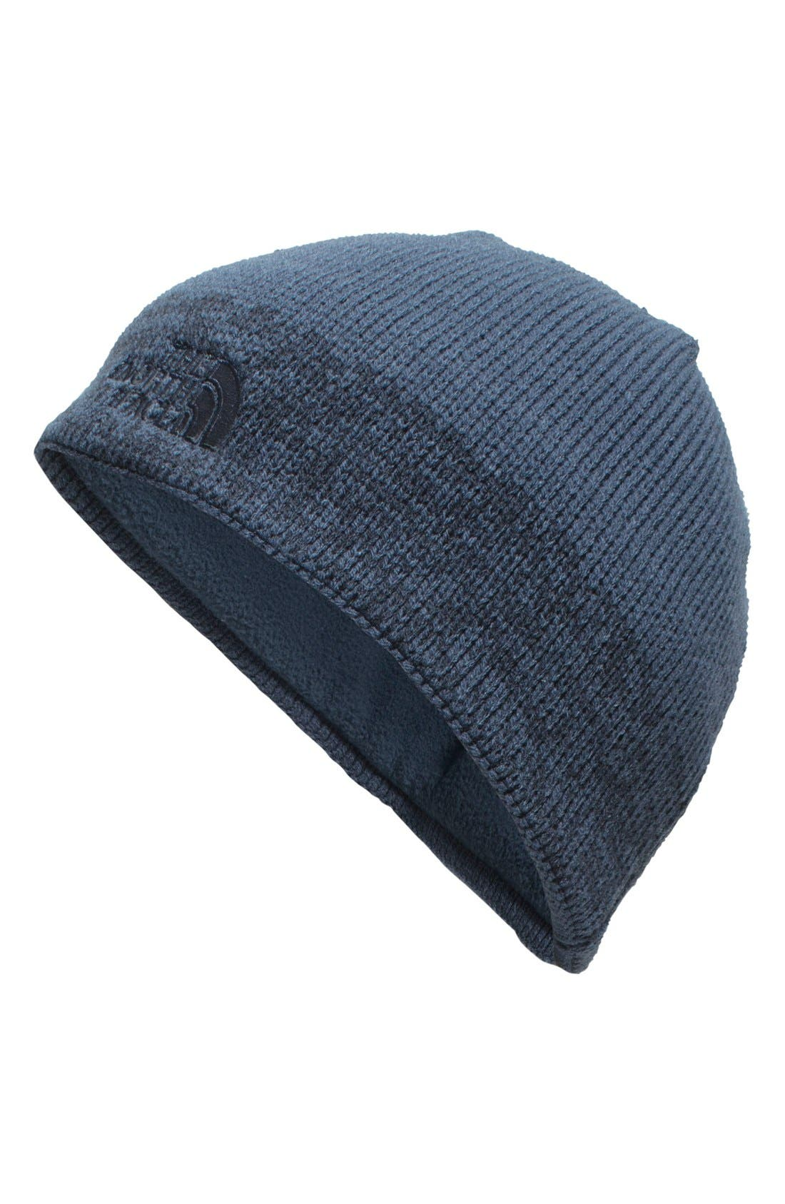 'Bones' Microfleece Beanie,                             Main thumbnail 13, color,