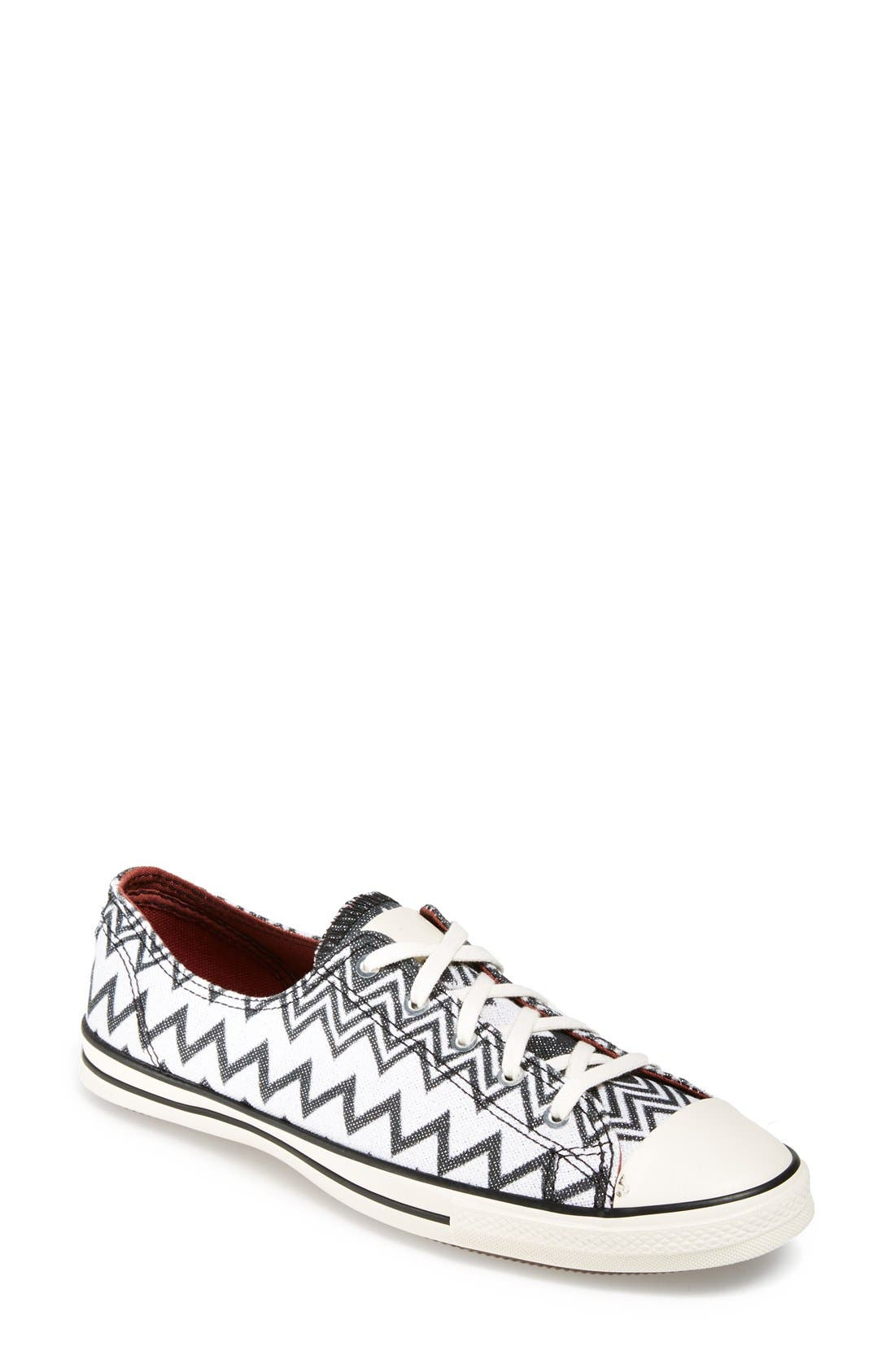 x Missoni Chuck Taylor<sup>®</sup> All Star<sup>®</sup> 'Fancy' Ox Sneaker,                             Main thumbnail 1, color,