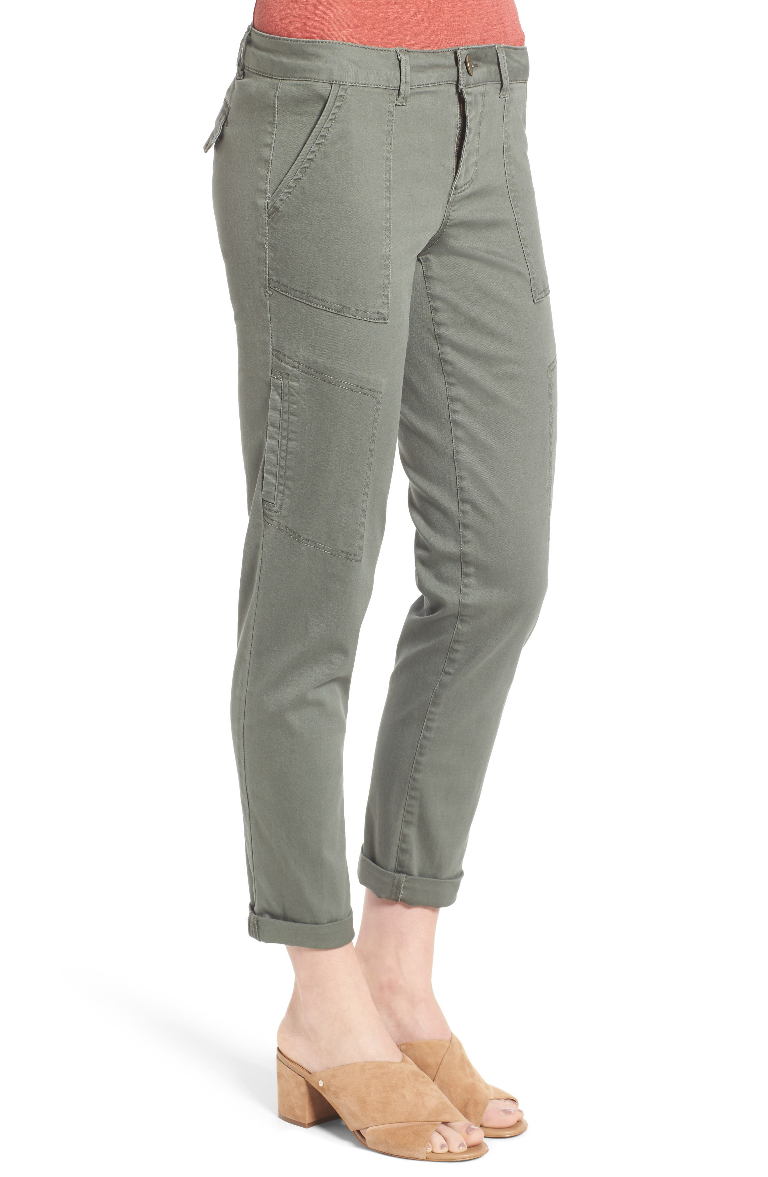 Skinny Cargo Pants,                             Alternate thumbnail 34, color,
