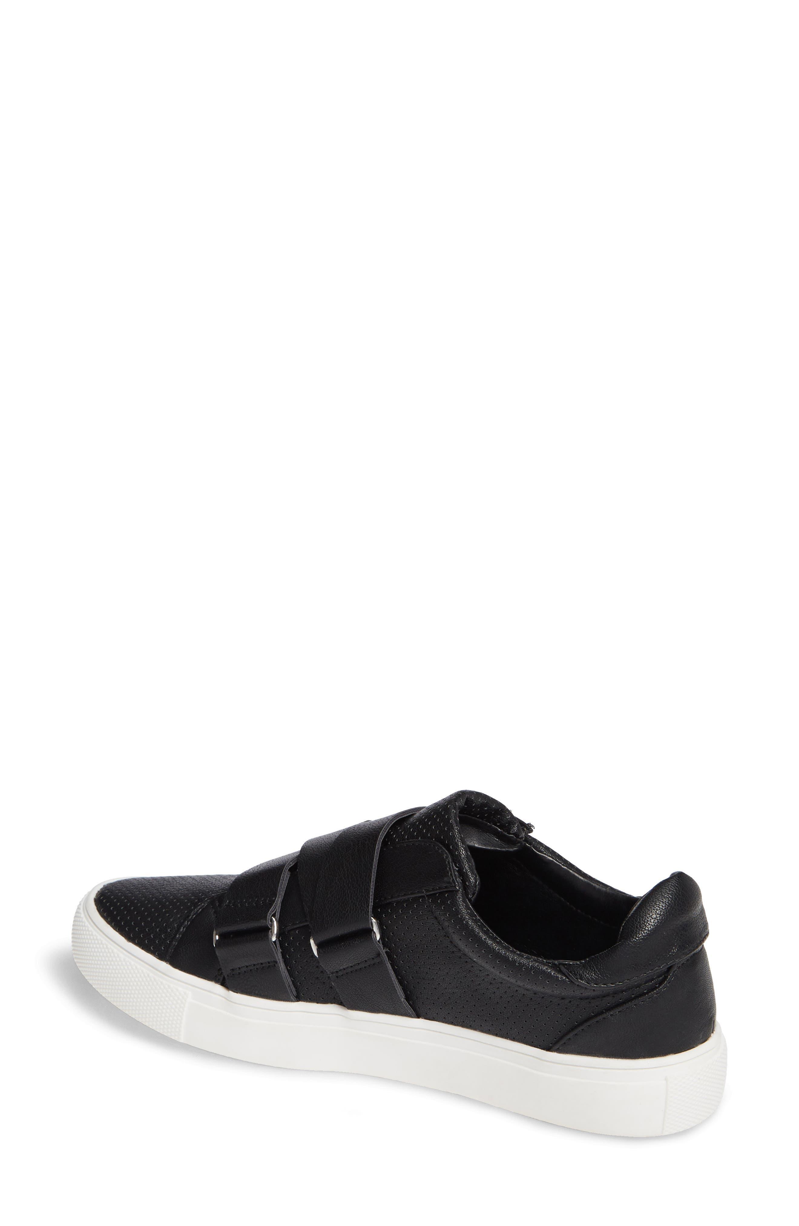 Kaelynn Sneaker,                             Alternate thumbnail 2, color,                             BLACK
